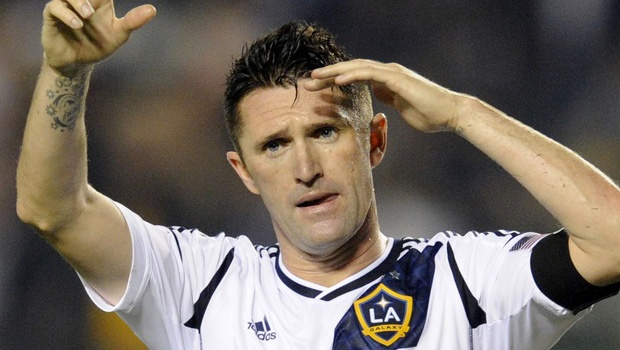 Robbie Keane has scored seven goals for the Galaxy this season. (MLS)
