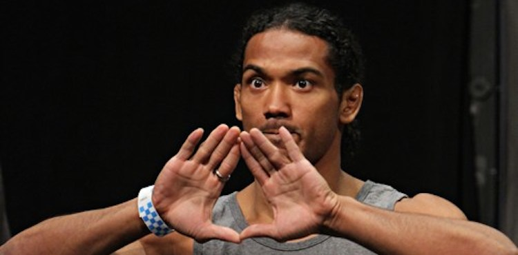 Benson Henderson has continued to show improvement fight by fight. (MMA Weekly)