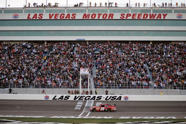 ufc considering hosting an event at las vegas motor On how big is las vegas motor speedway