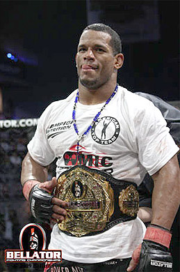 Hector Lombard hasn't lost since facing Gegard Mousasi on November 5, 2006.