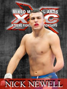 One armed fighter nick newell leaves limitations in the dust riding