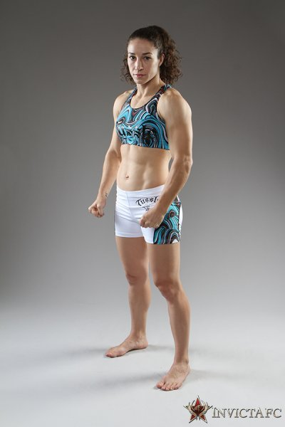 it s common knowledge that ufc jitters exist for most fighters making    Sara Mcmann Olympics