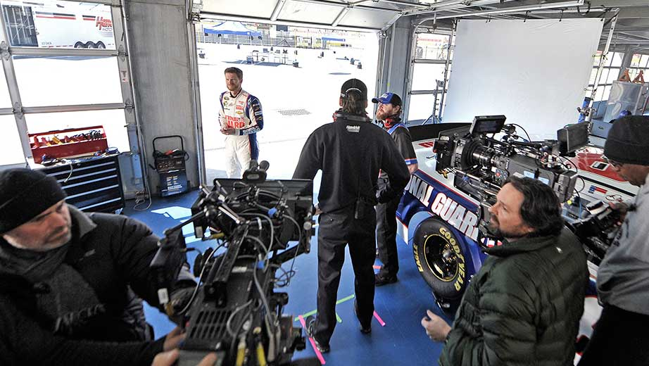Earnhardt, Sprint team up for safe driving