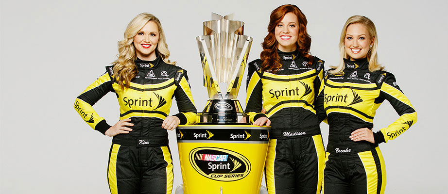 Madison Martin named new Miss Sprint Cup for 2014