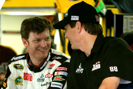 Once Lost, Dale Earnhardt Jr. Is Headed In The Right Direction Again