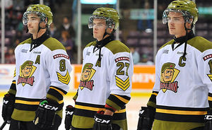 The OHL's Brampton Battalion play just outside Toronto. (OHL Images)