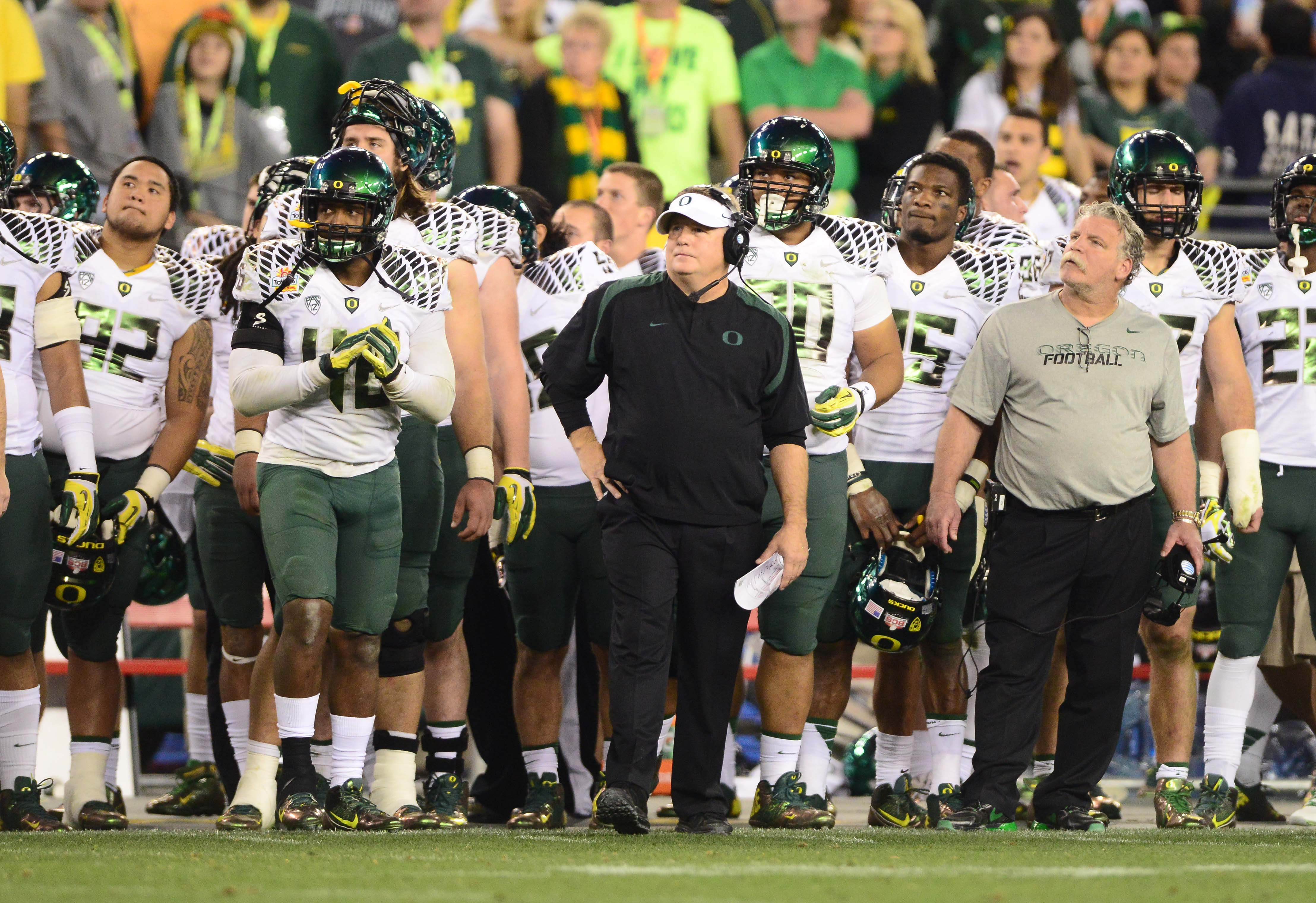 Will Oregon's football program pay the price for Chip Kelly's relationship with Will Lyles? (USA Today)