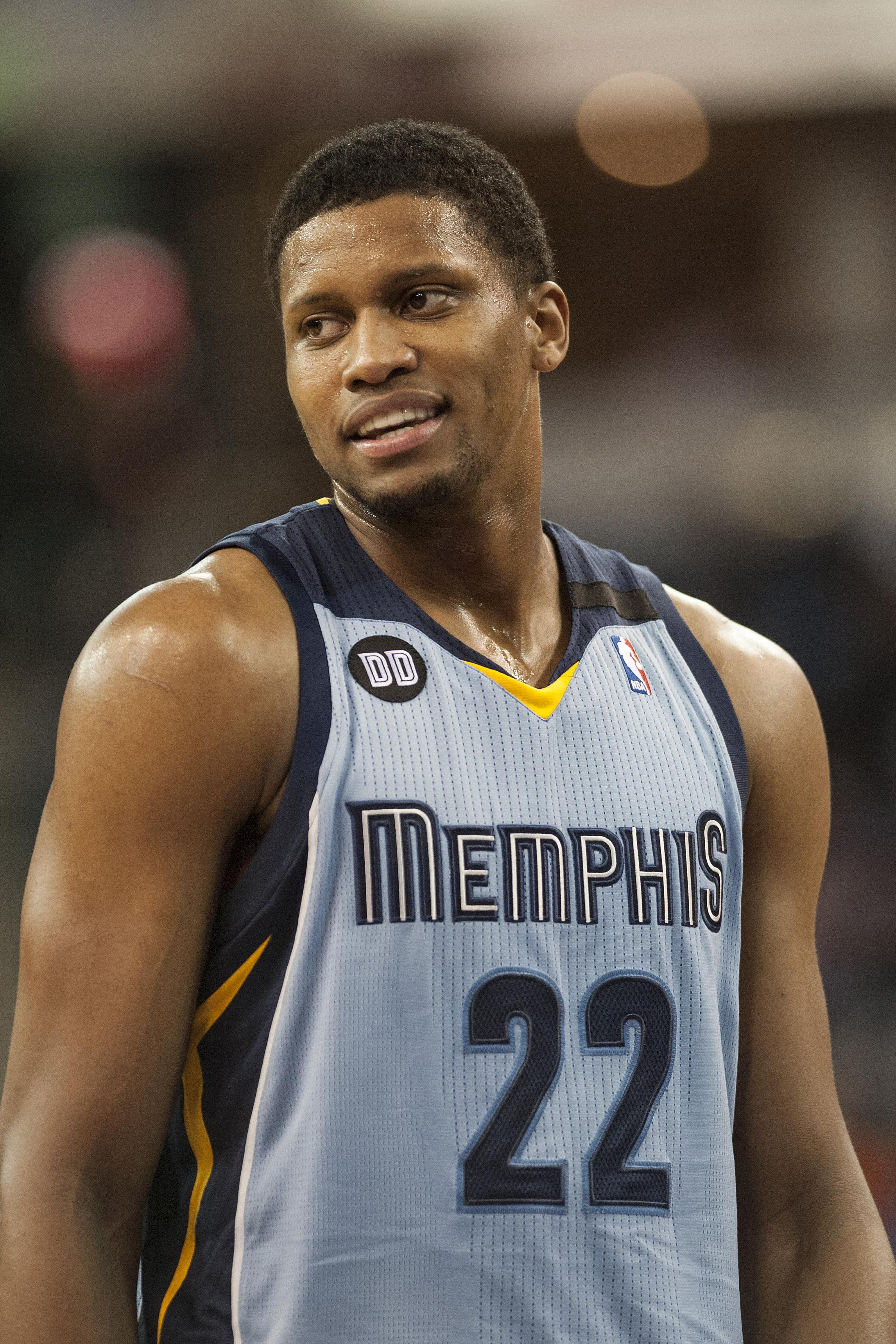 Rudy Gay is averaging 17.8 points and 5.8 rebounds this season. (USA Today Sports)