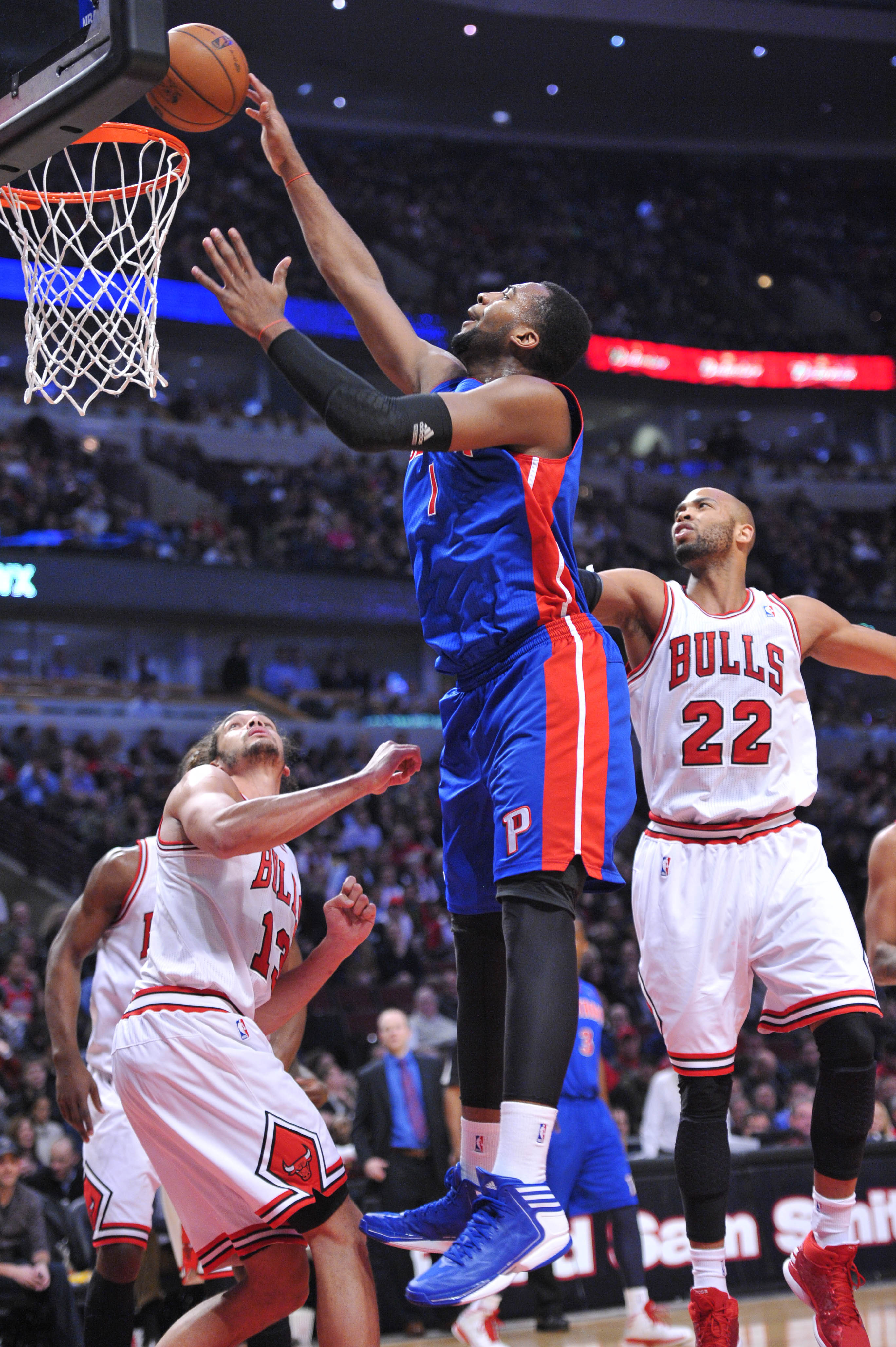 Fantasy owners should be prepared for a second-half breakout from Andre Drummond. (USAT)