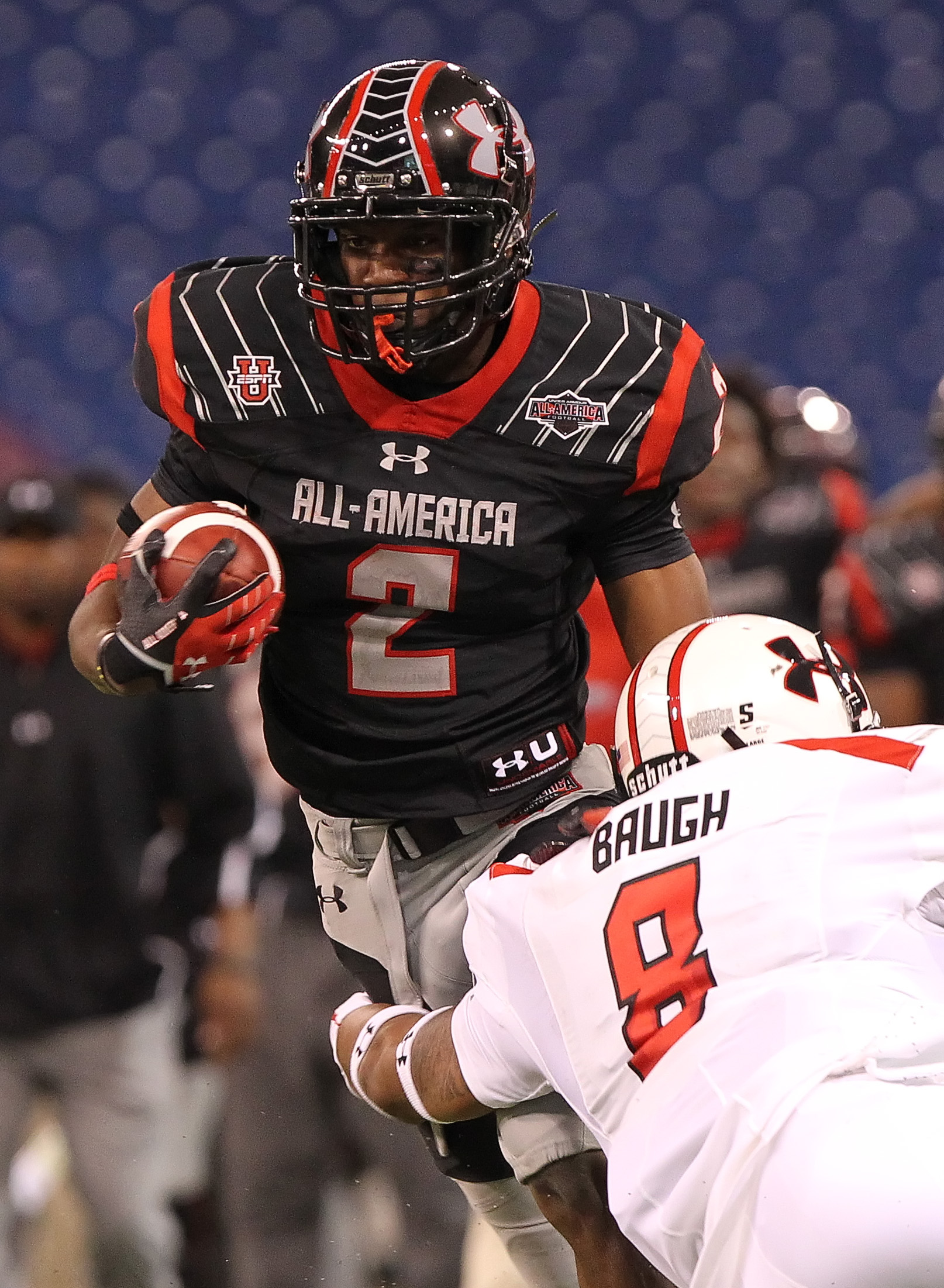 Freshman running back/receiver Dontre Wilson could make a quick impact at Ohio State. (USA Today Sports)
