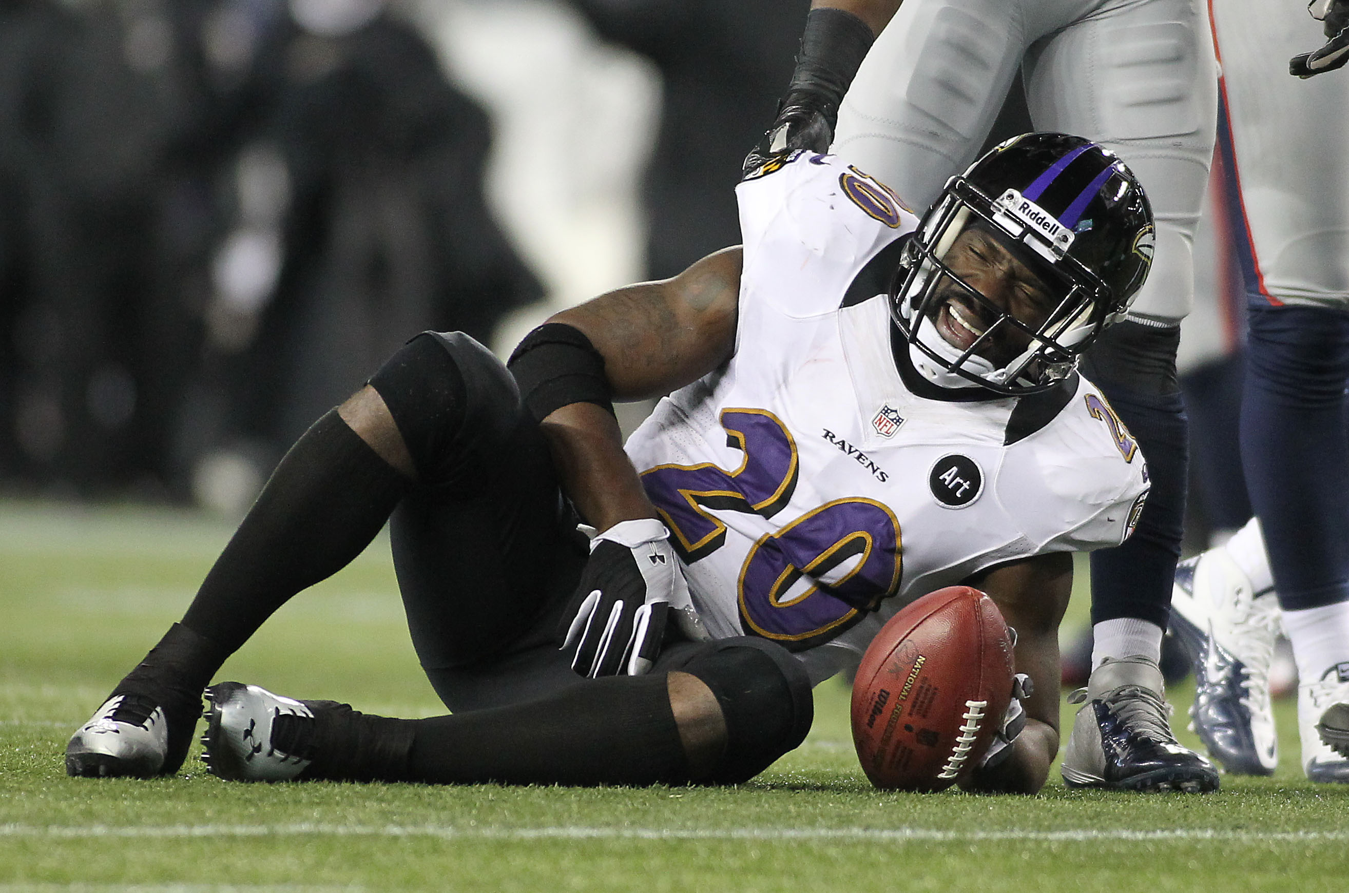 Through the aches and pains, Ed Reed has become one of the best safeties of his generation. (USA Today Sports)