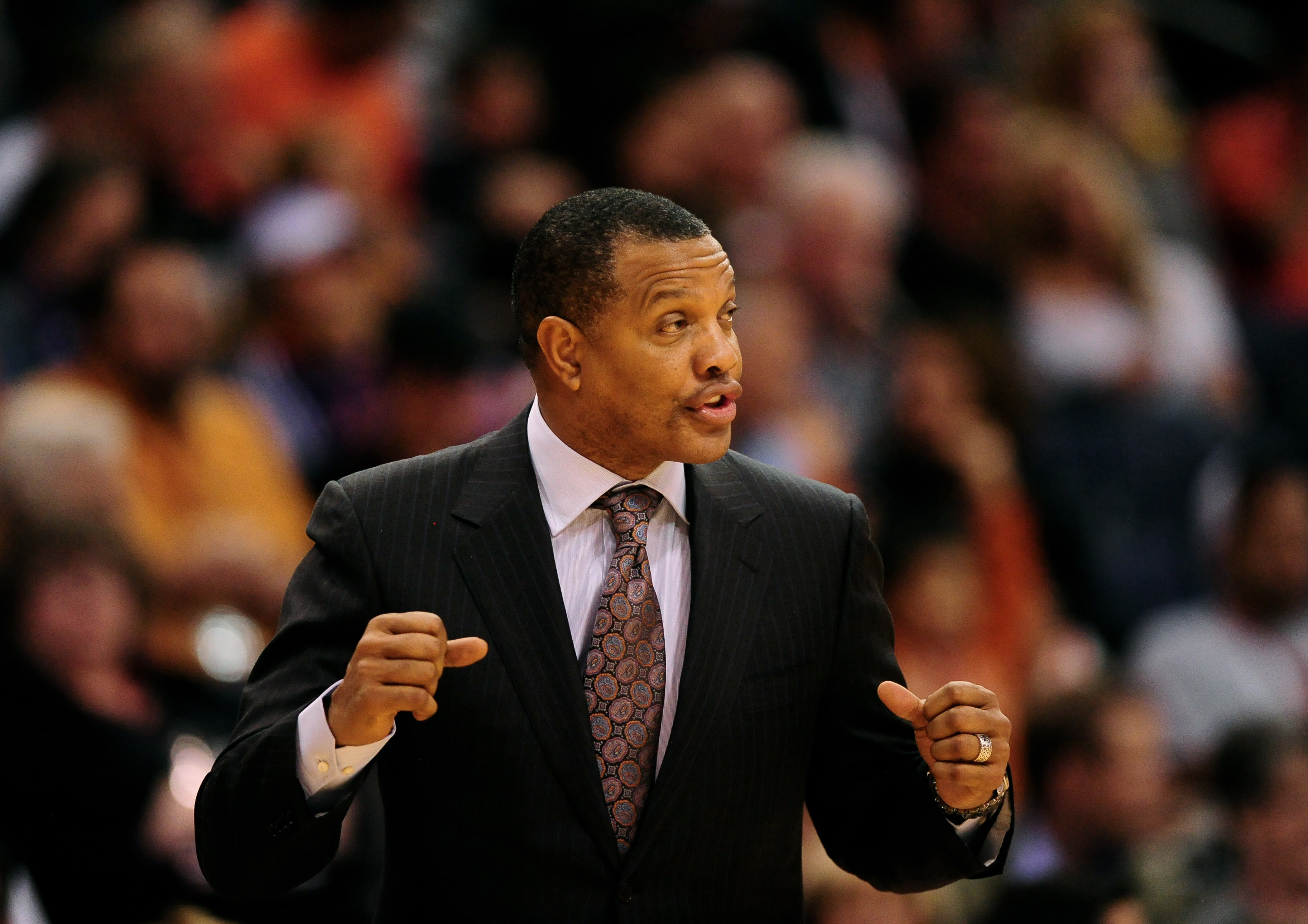 Alvin Gentry coached the Suns from 2008-13. (USA Today Sports)