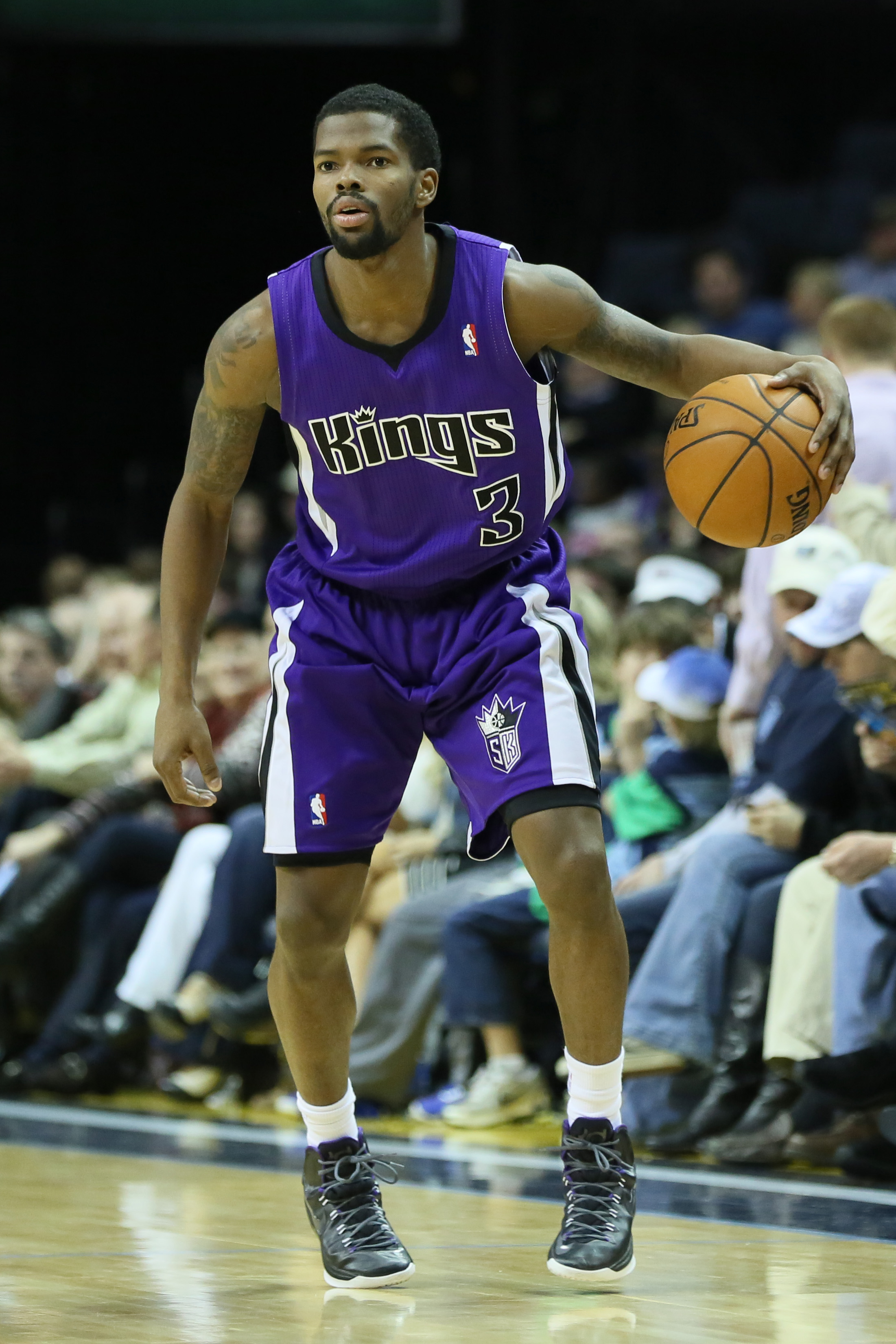 Aaron Brooks averaged eight points for the Kings this season. (USA Today Sports)