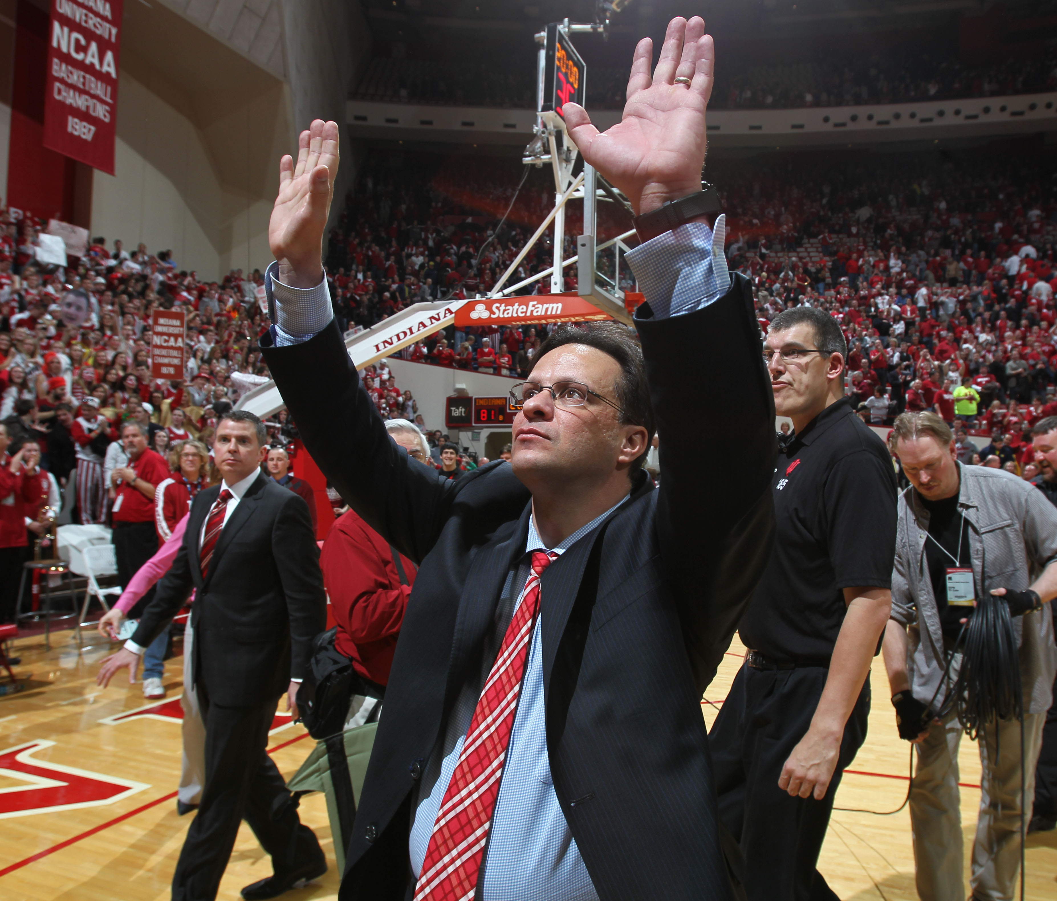 Tom Crean. (Credit: USA Today)