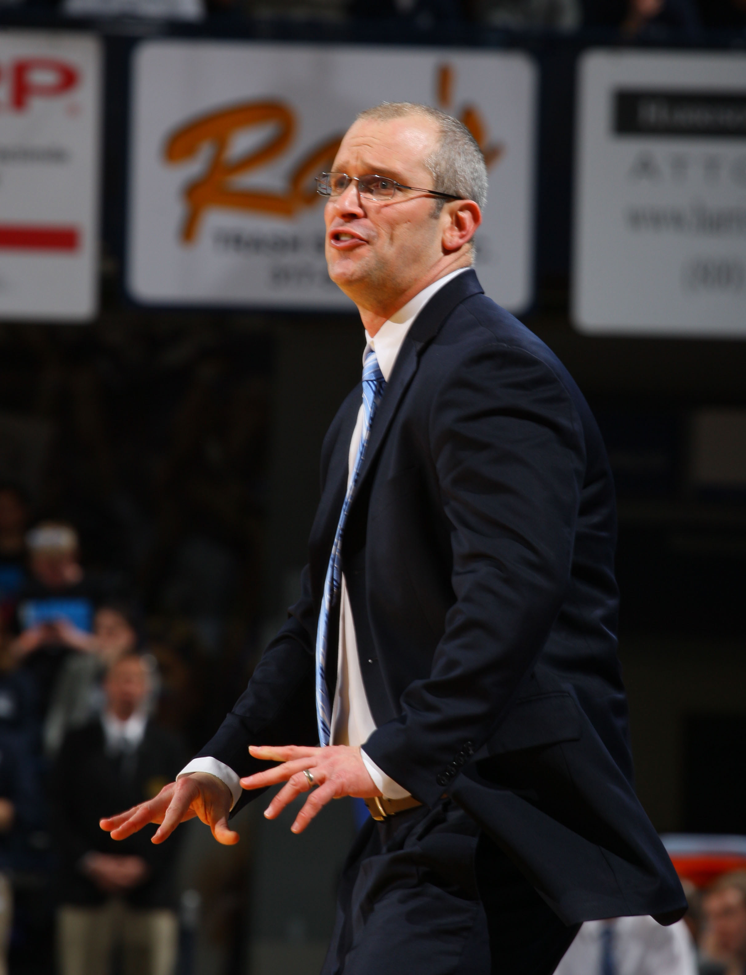 Dan Hurley is the top choice for Rutgers. (USA Today Sports)