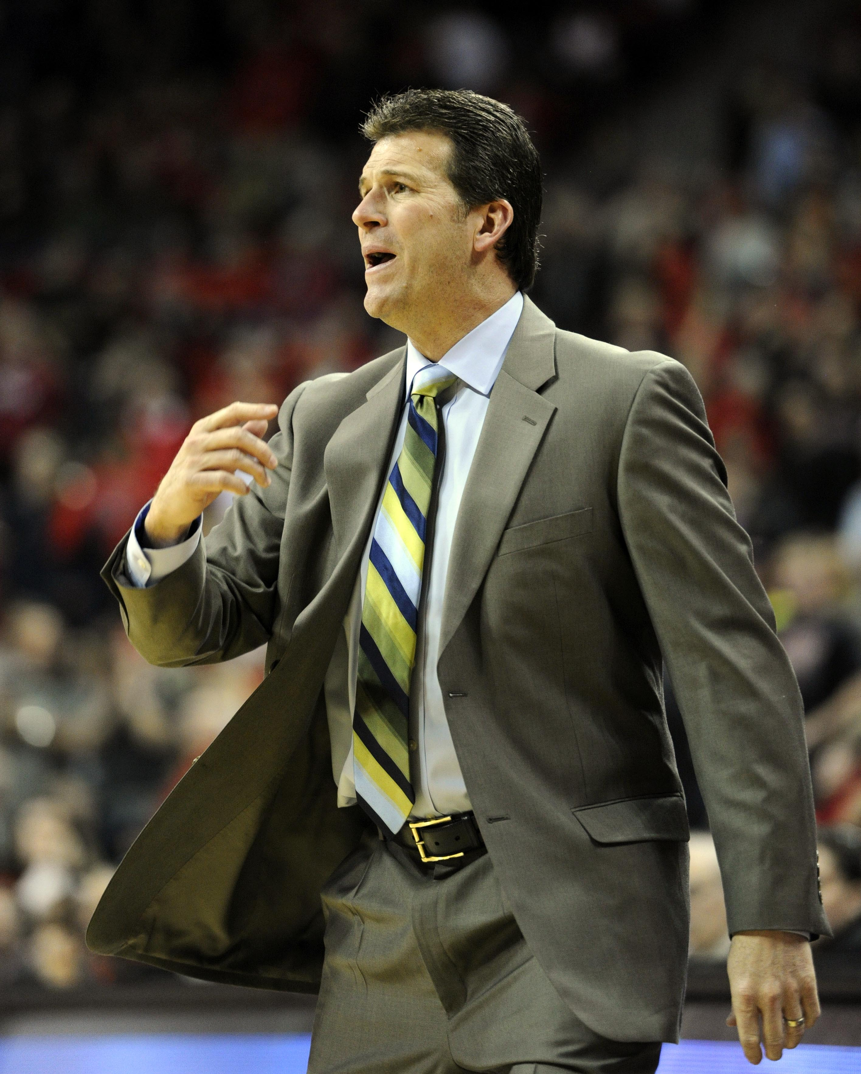 Steve Alford spent six seasons with New Mexico. (USA TODAY Sports)