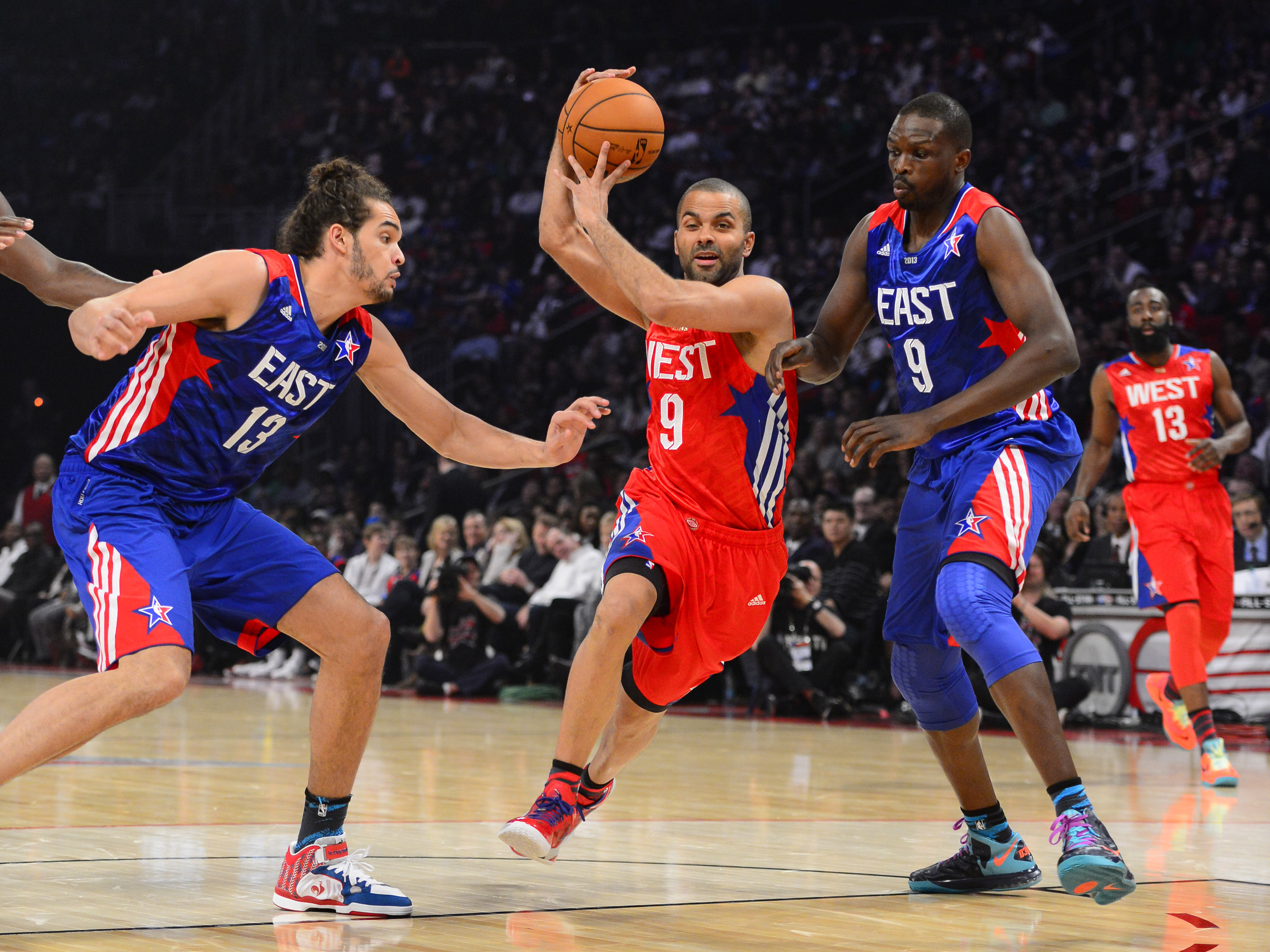 With the All-Star Game behind him, Tony Parker will look to keep the Spurs rolling. (USA Today Sports)