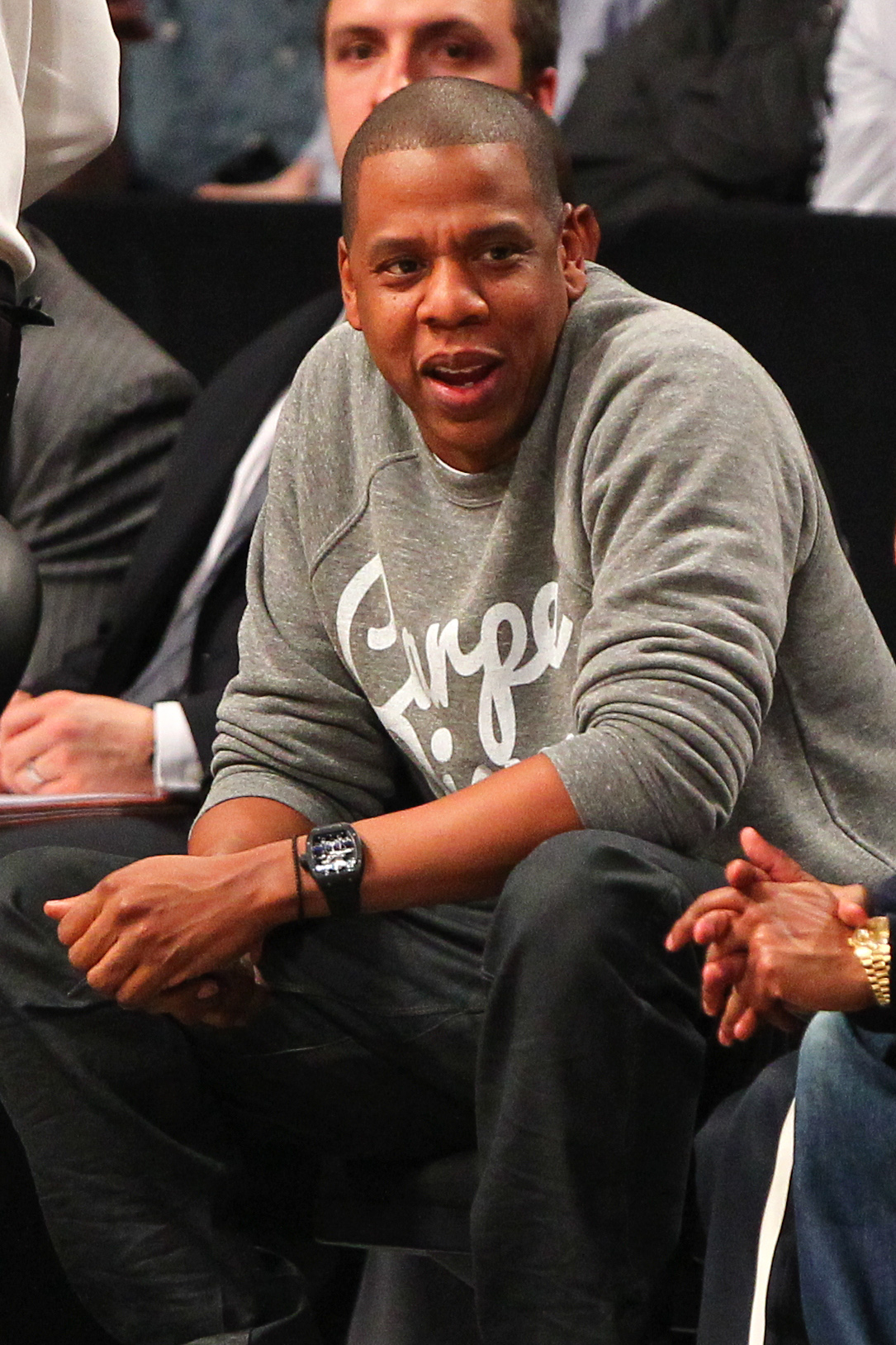 Jay-Z will have to divest his share of the Nets to become certified as an NBA agent. (USA Today Sports)