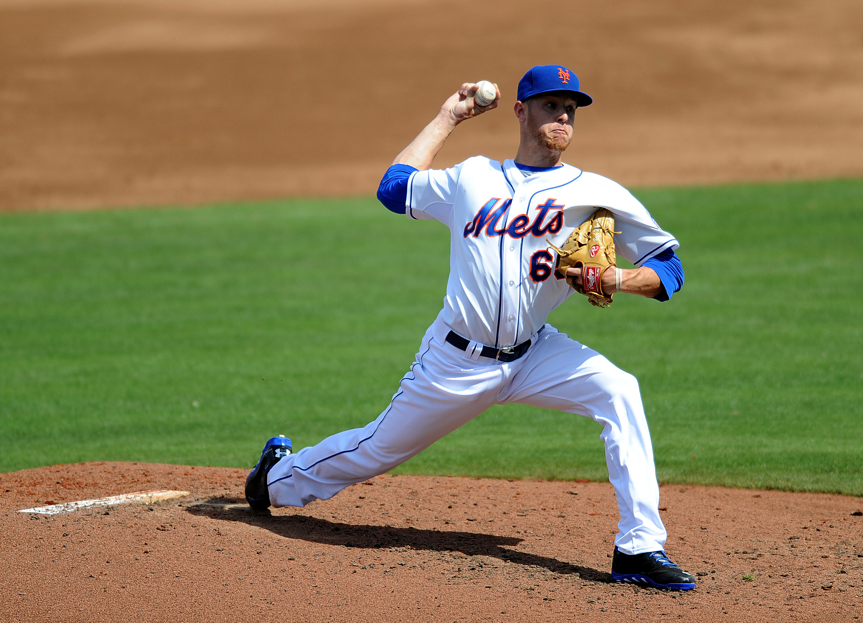 If Las Vegas doesn't eat him up, Zack Wheeler should soon be in a Mets uniform. (USAT)