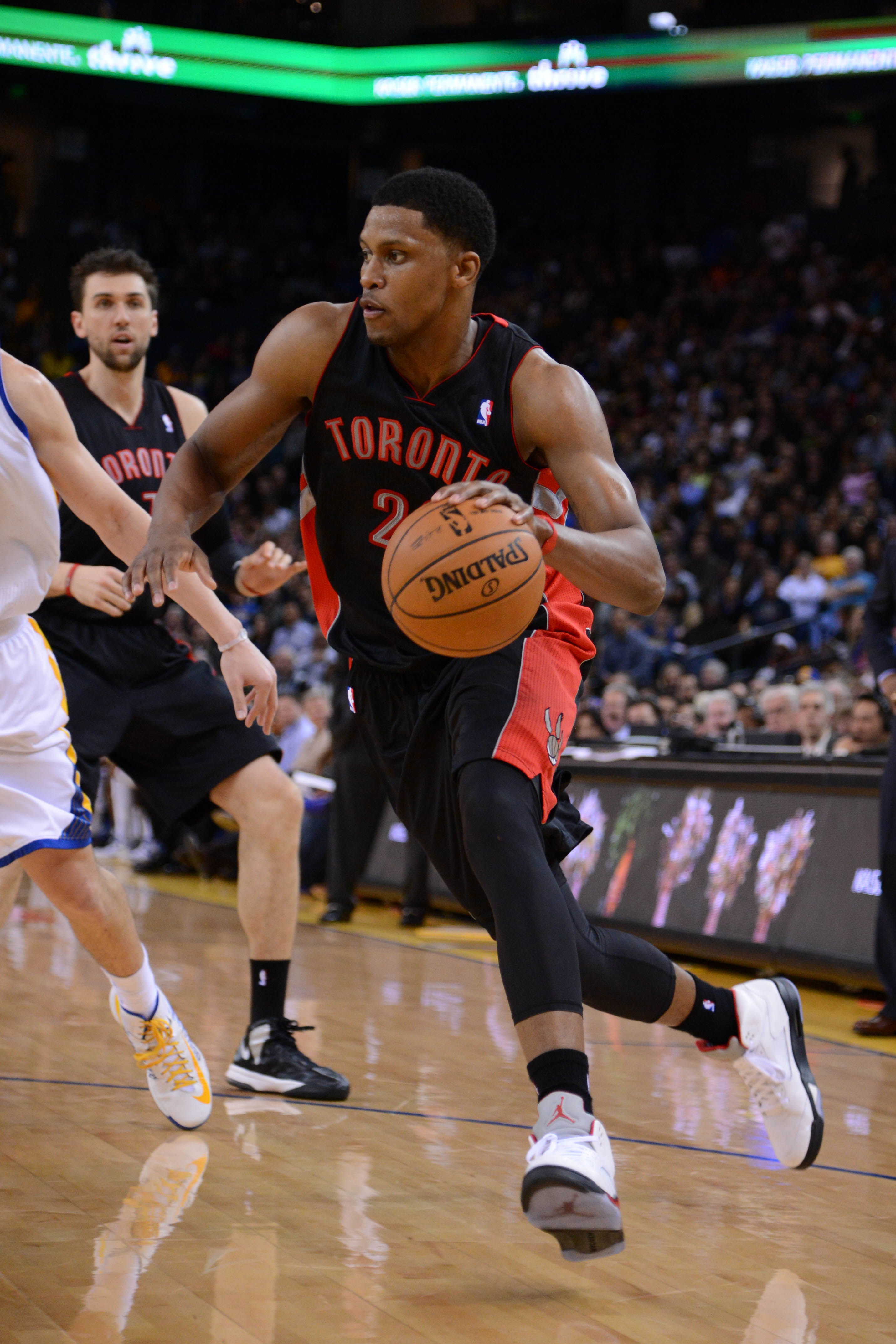 Rudy Gay has hit two game-winning baskets since joining Toronto in February. (USA Today Sports)