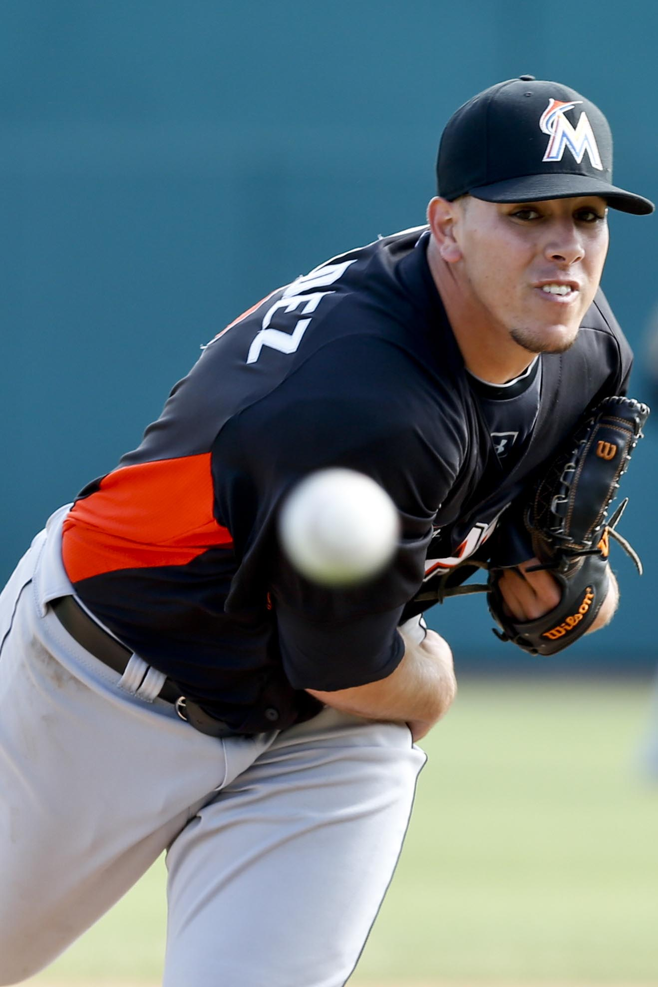 Jose Fernandez has taken the fast track to Miami. (USAT)