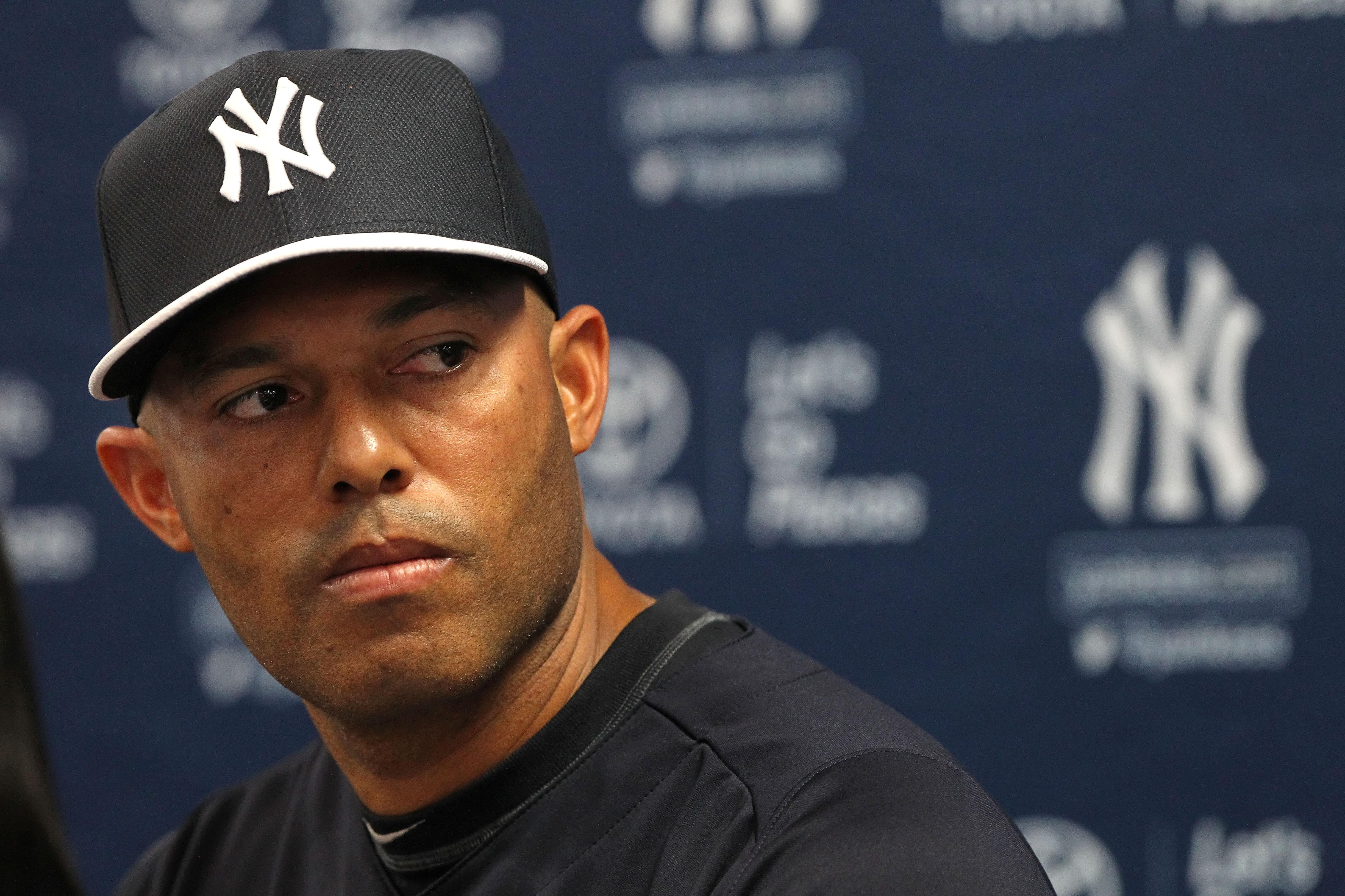 Mariano Rivera announced he will retire after this season. (USA Today Sports)