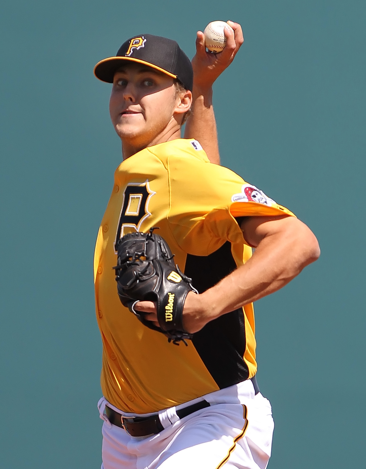 Jameson Taillon is the Bucs' next big thing. (USAT)