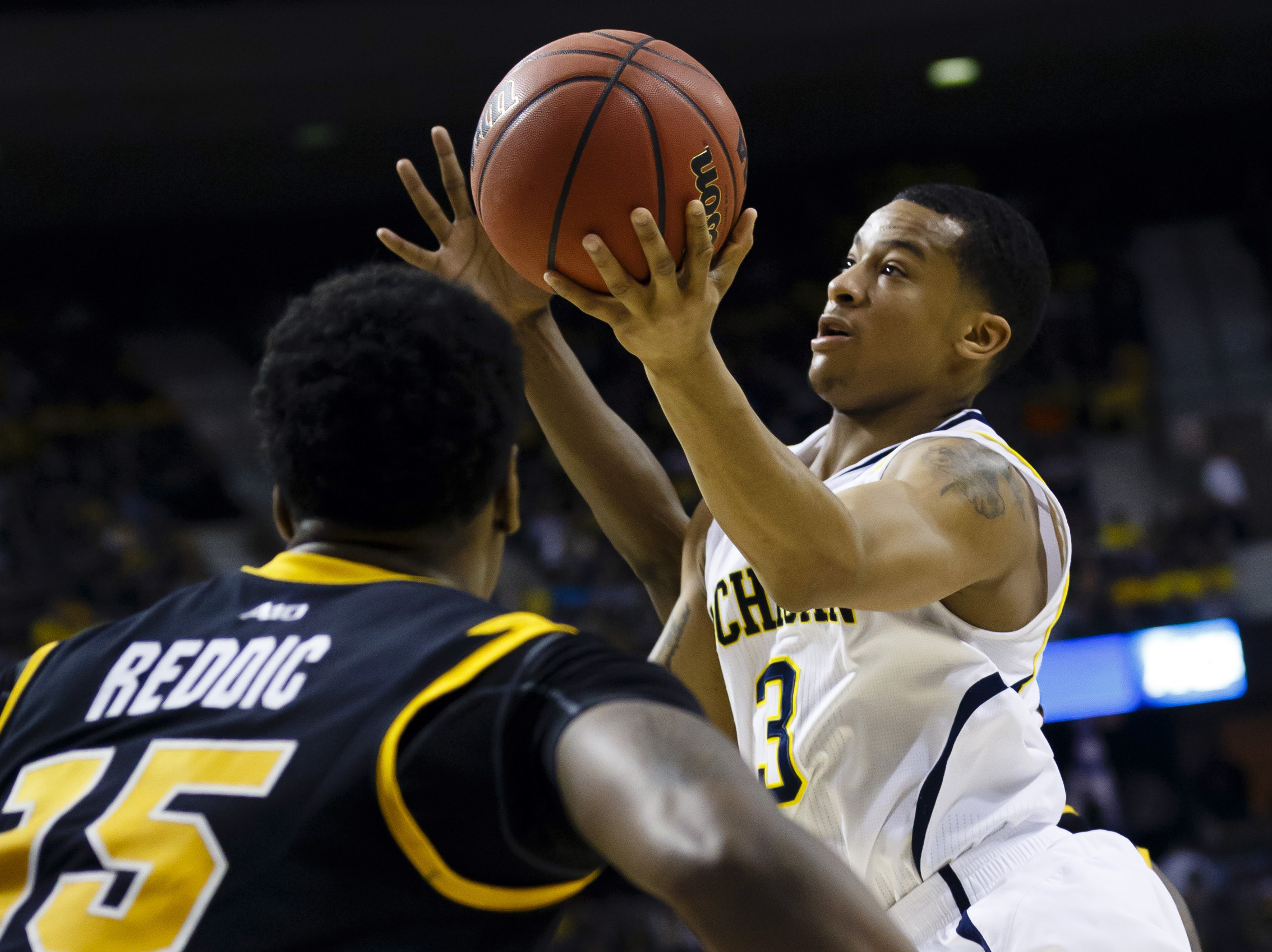 Trey Burke looks to do what the Fab Five couldn't -- win a national championship. (USA Today Sports)