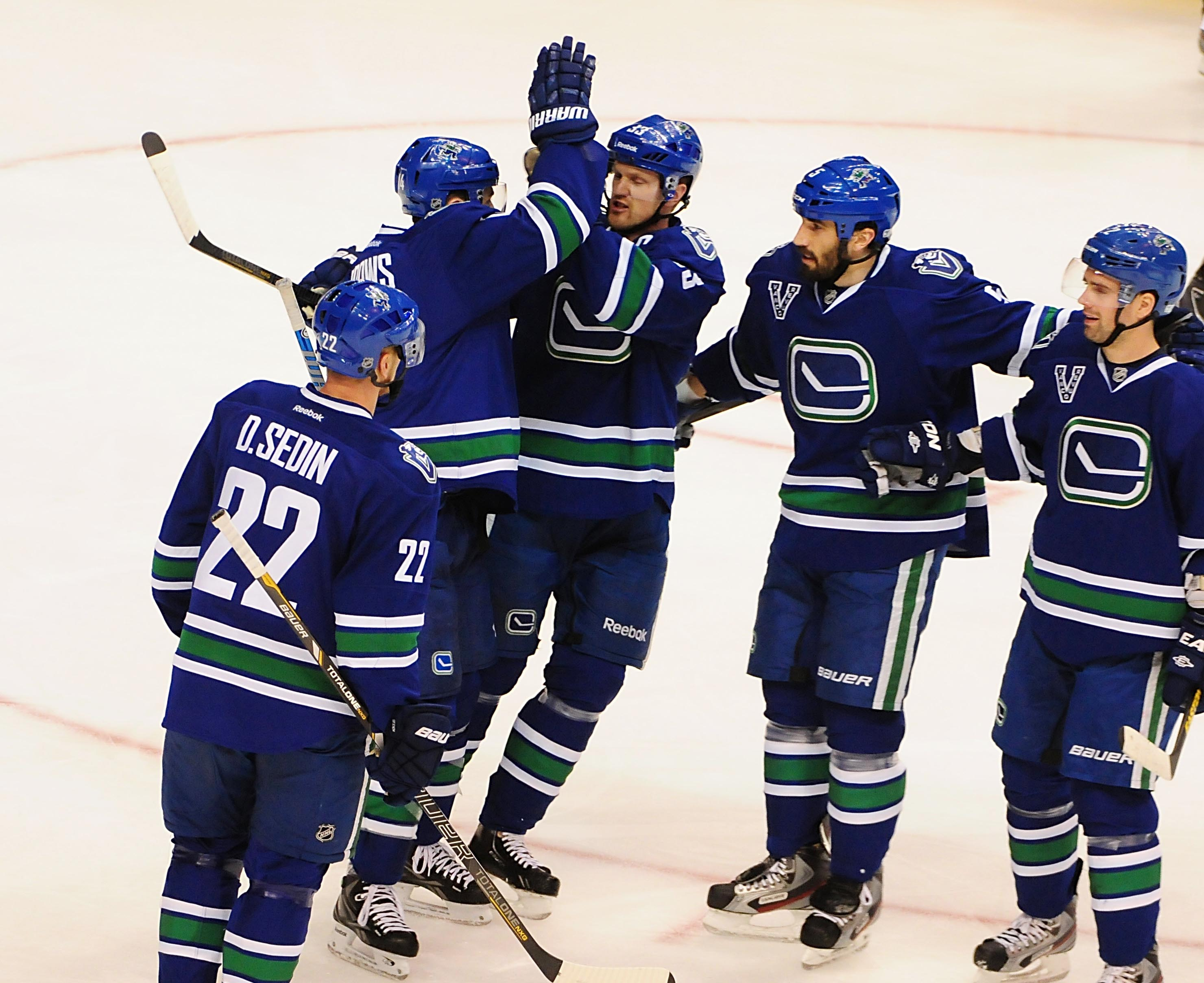 The Canucks have been a top team for several years, but the Cup continues to elude them. (USA Today)