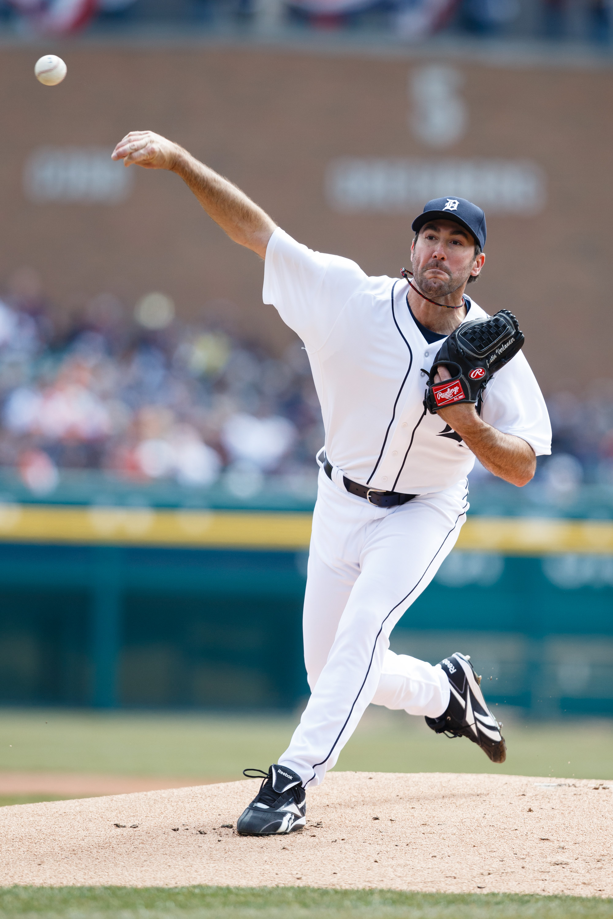 Justin Verlander has 29 strikeouts in four starts this season. (USA Today Sports)