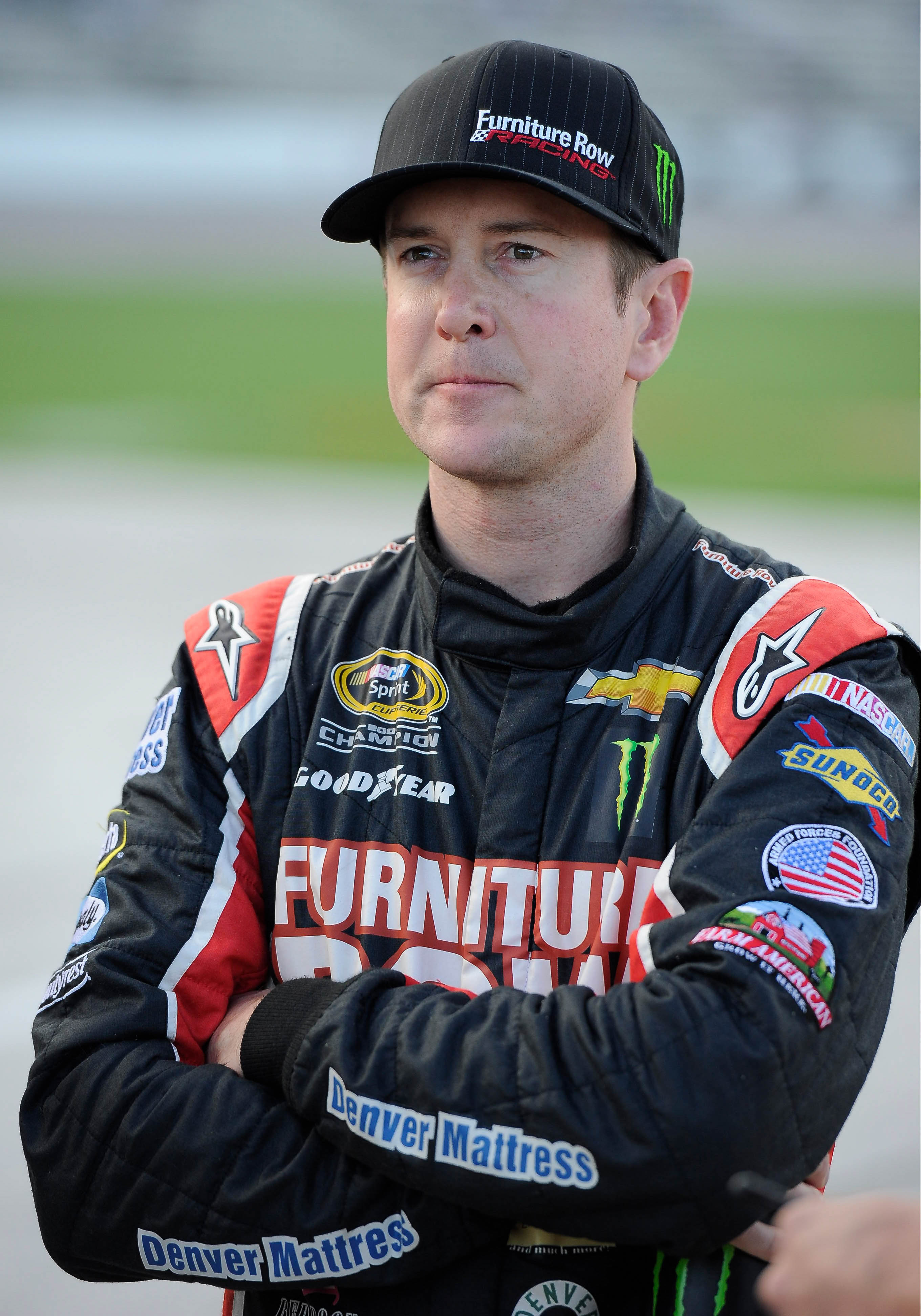 Kurt Busch (USA TODAY Sports)