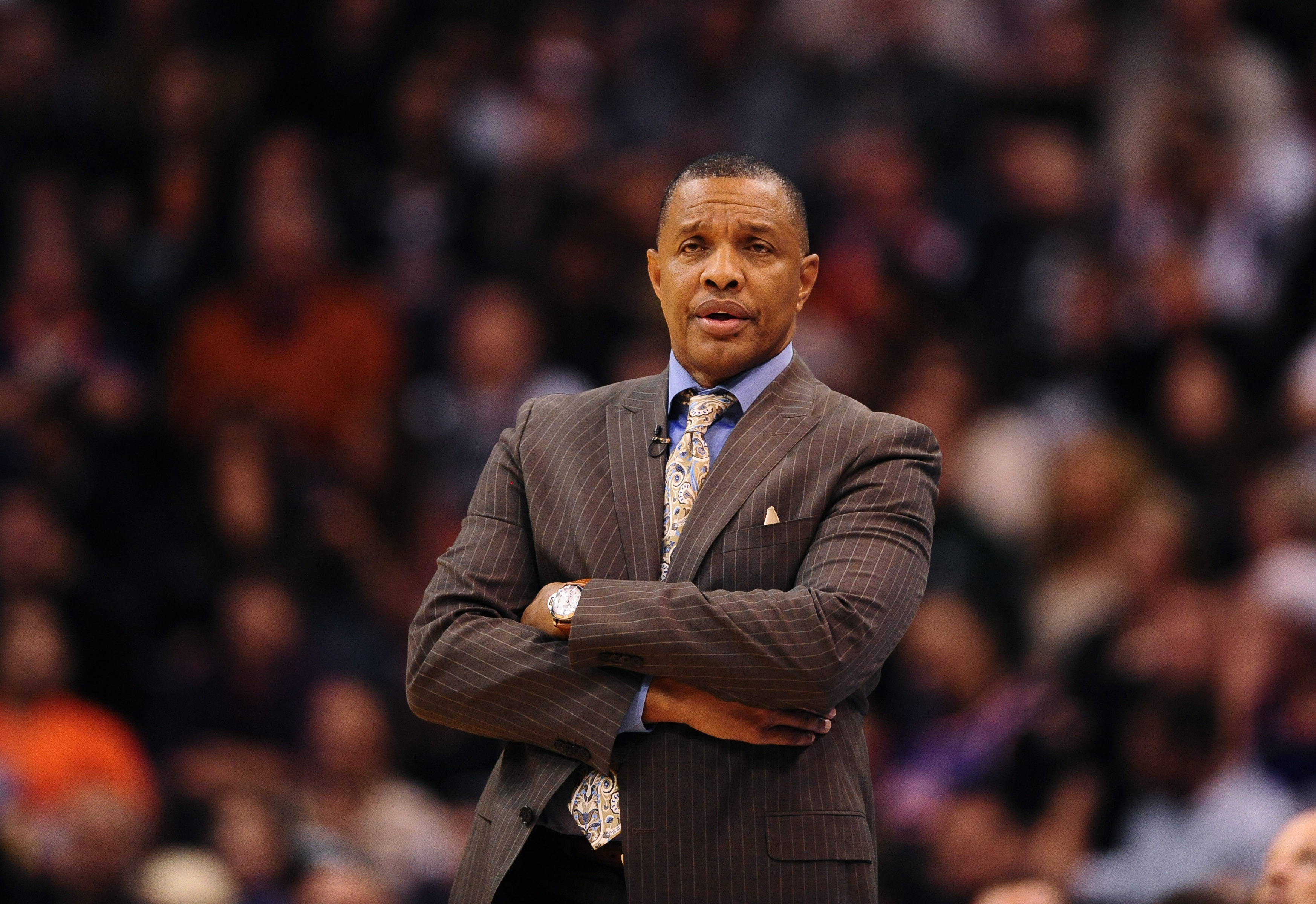 Alvin Gentry went 158-144 for parts of five seasons as Suns coach. (USA Today Sports)