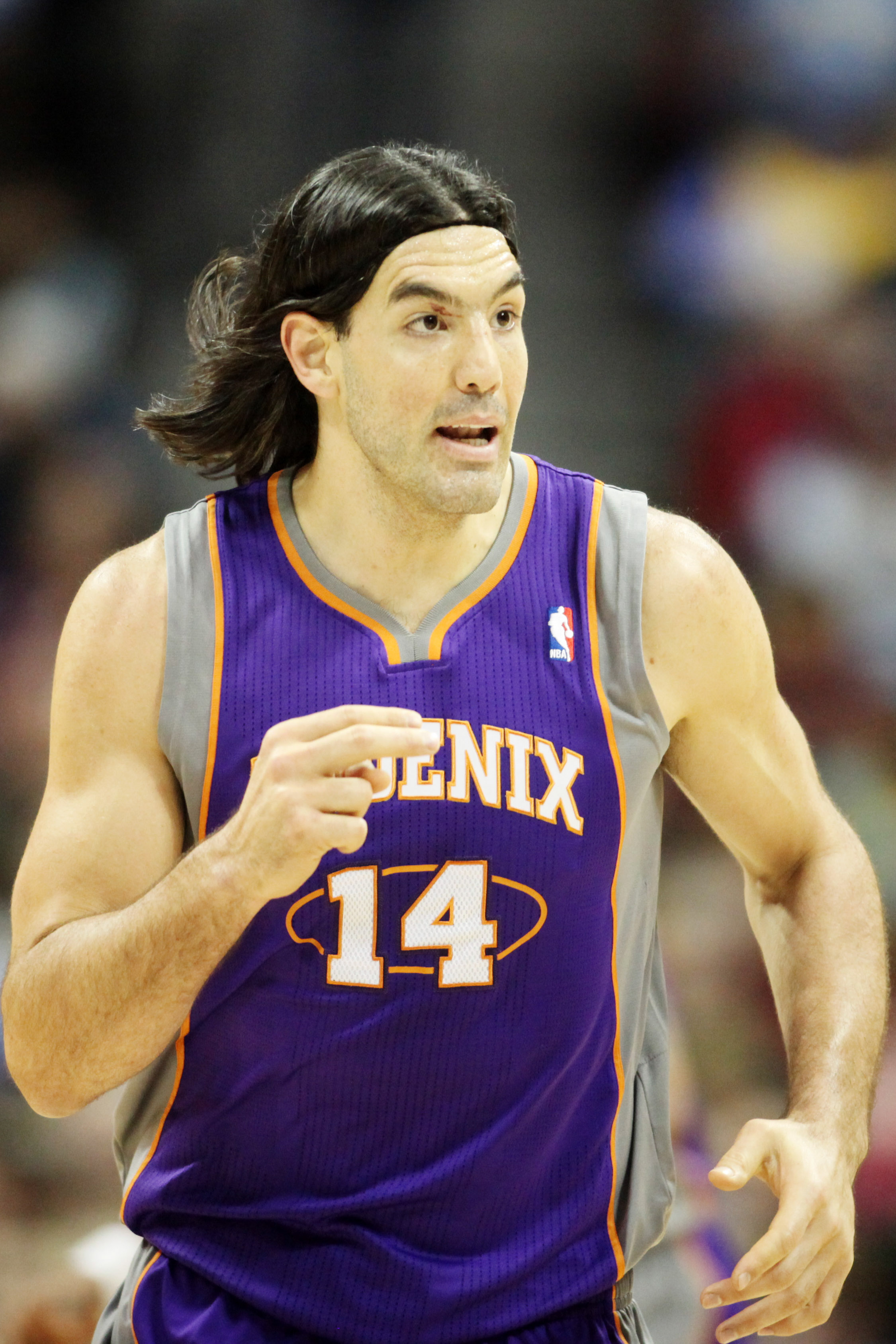 Luis Scola has two years and $9 million left on his contract. (USA Today Sports)