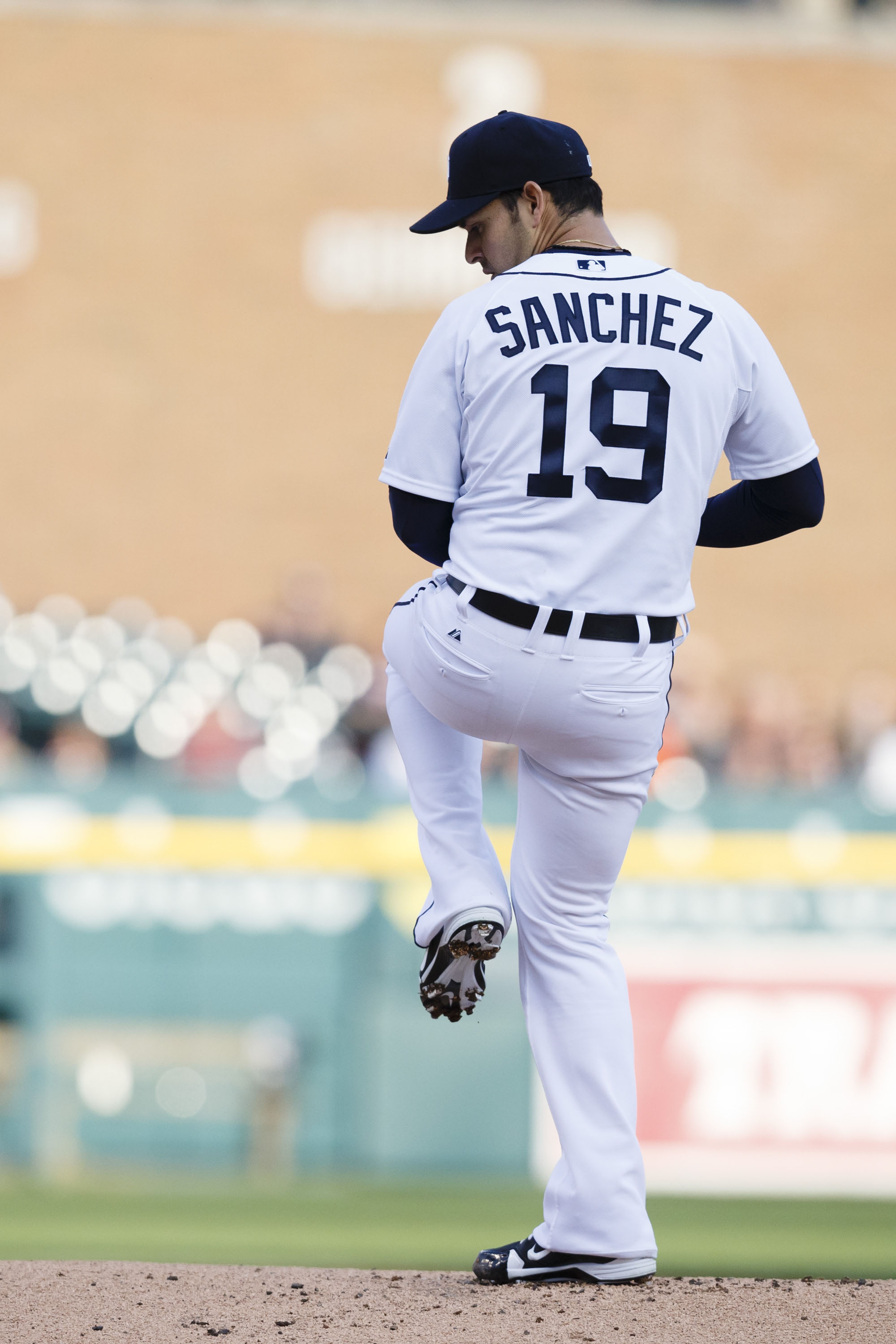 Anibal Sanchez dominated April. (USAT)
