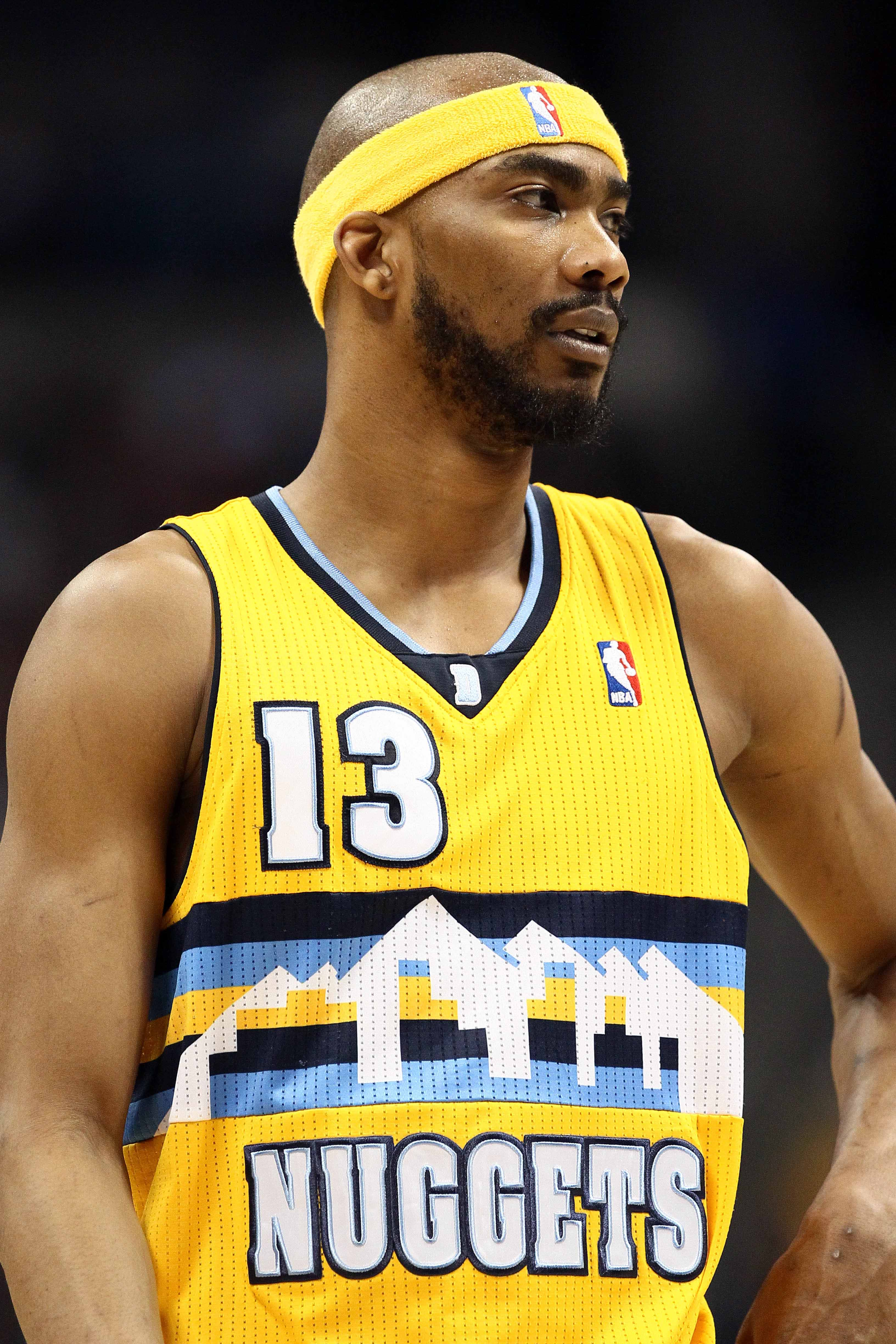 Corey Brewer averaged 12.1 points for the Nuggets last season. (USA Today Sports)