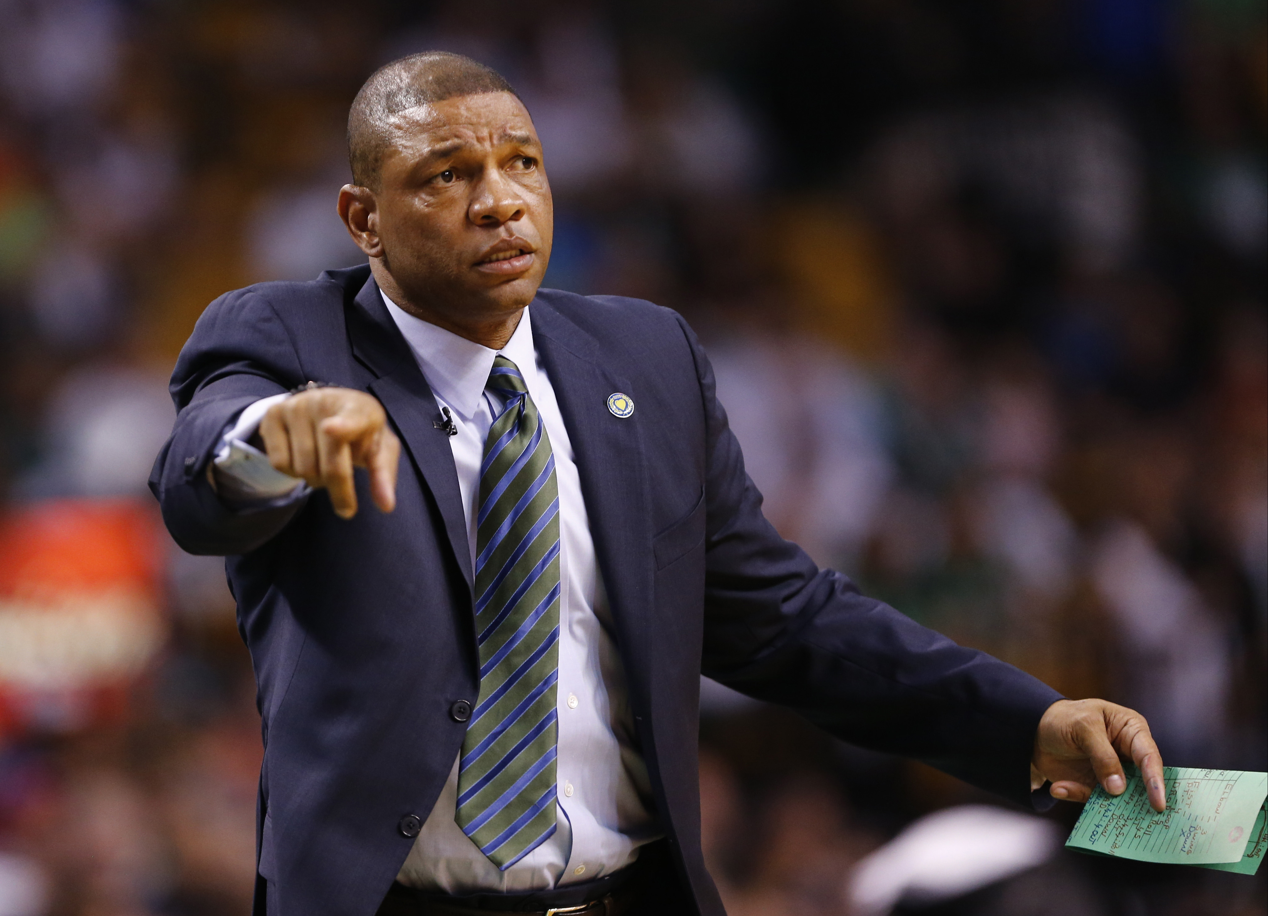 Doc Rivers is in high demand. (USA TODAY Sports)