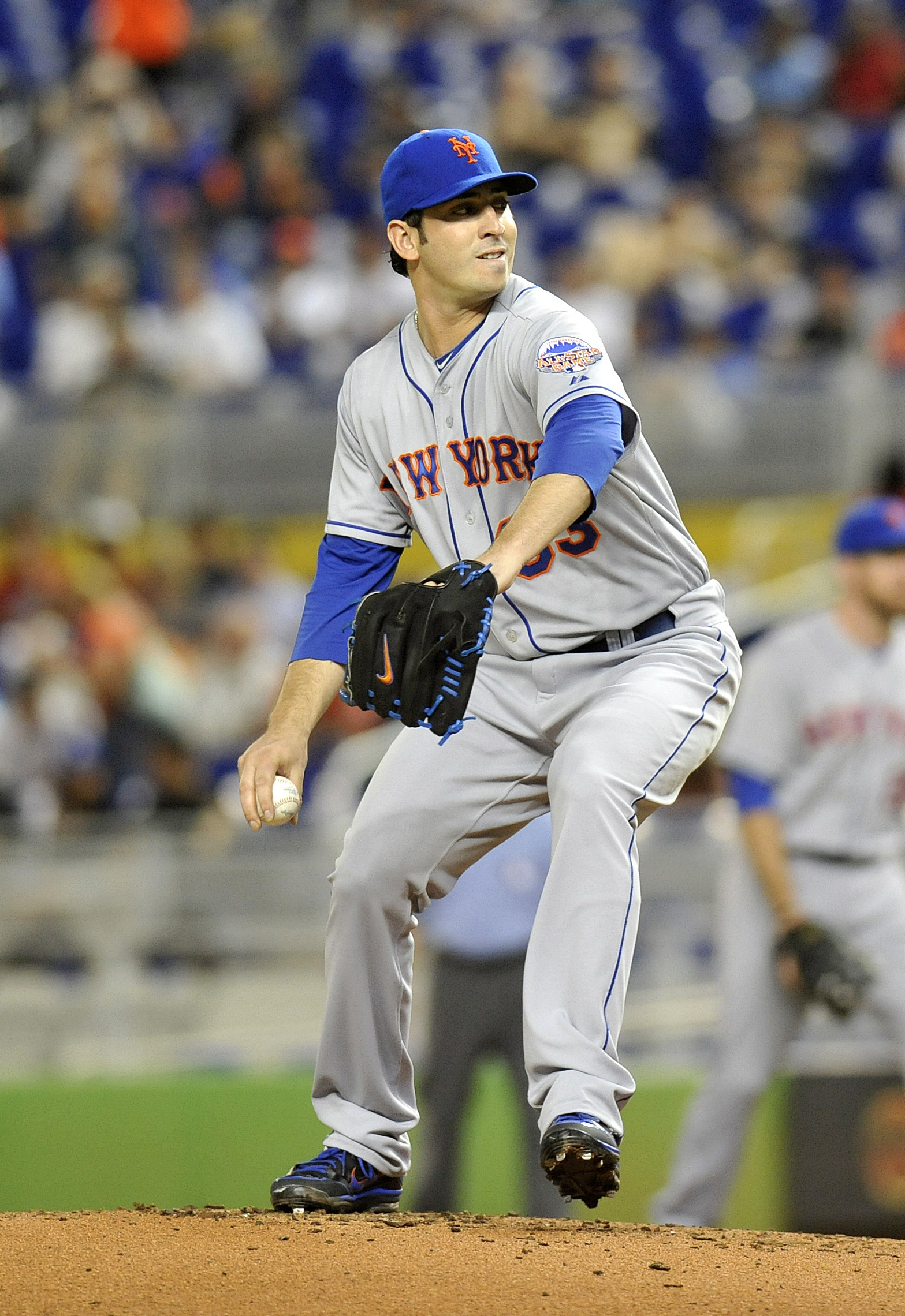 When it comes to whiffing hitters, Matt Harvey is no Doc Gooden. (USAT)