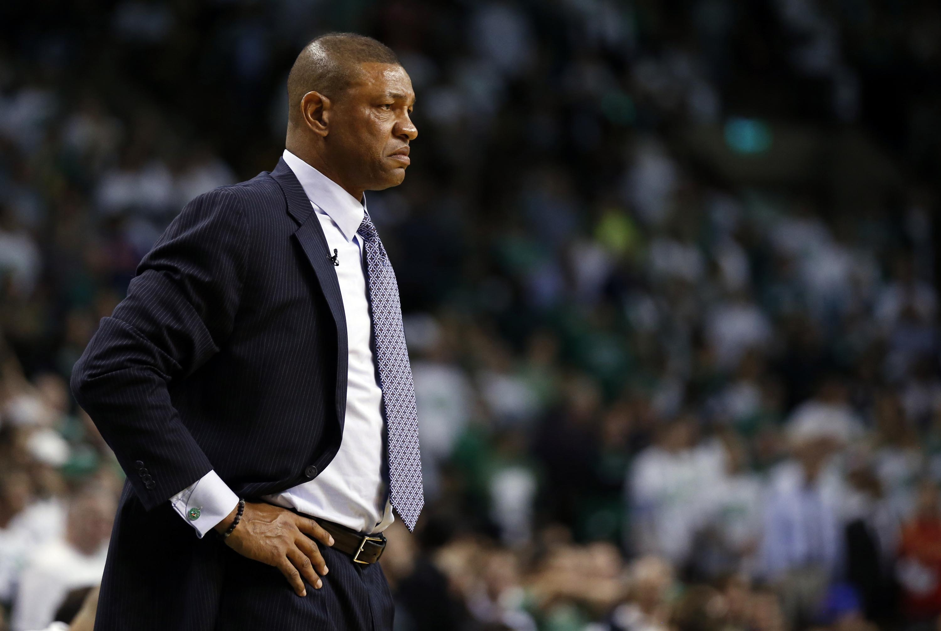 Doc Rivers won't be heading west. (USA Today Sports)