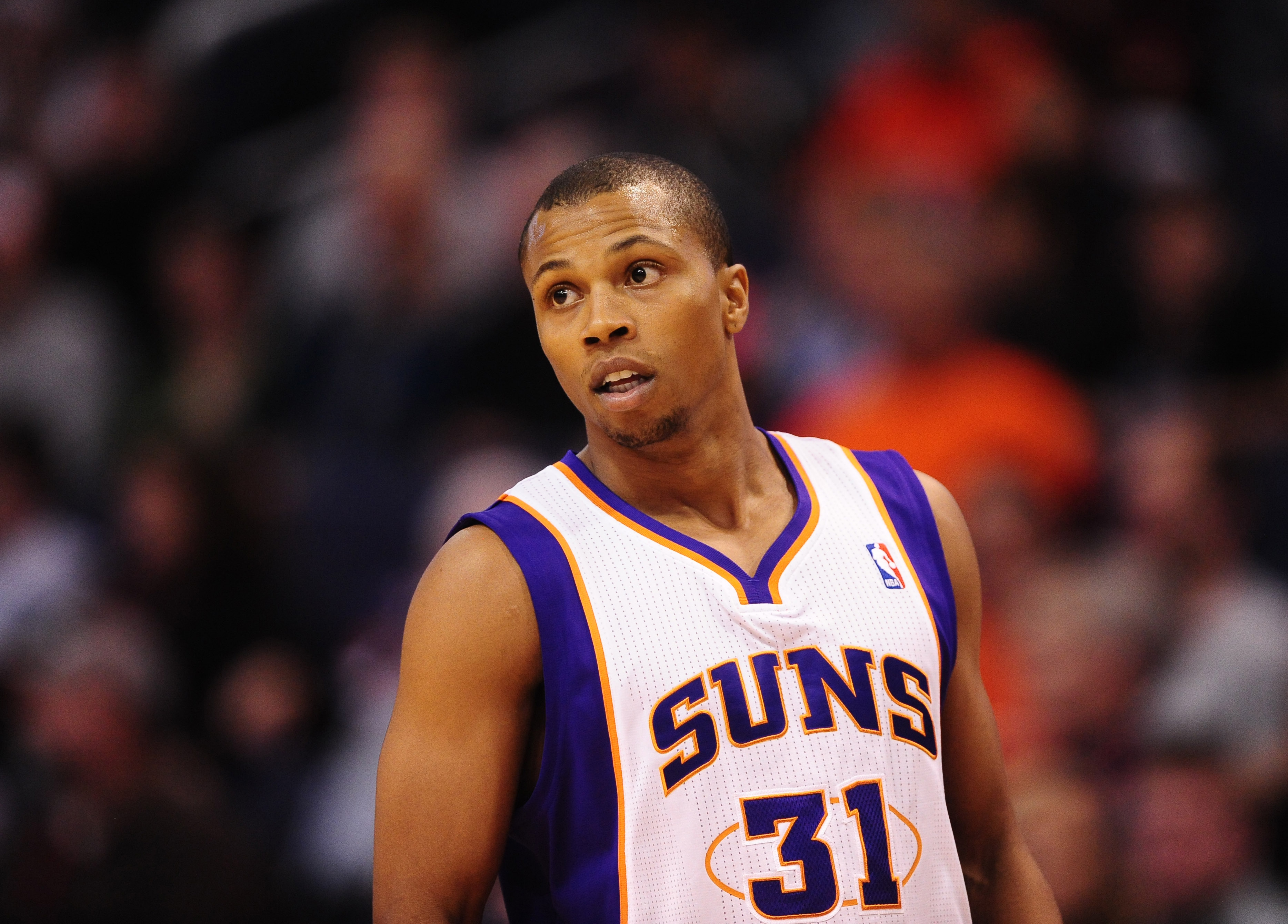 Sebastian Telfair played for the Suns and Raptors last season. (USA Today)