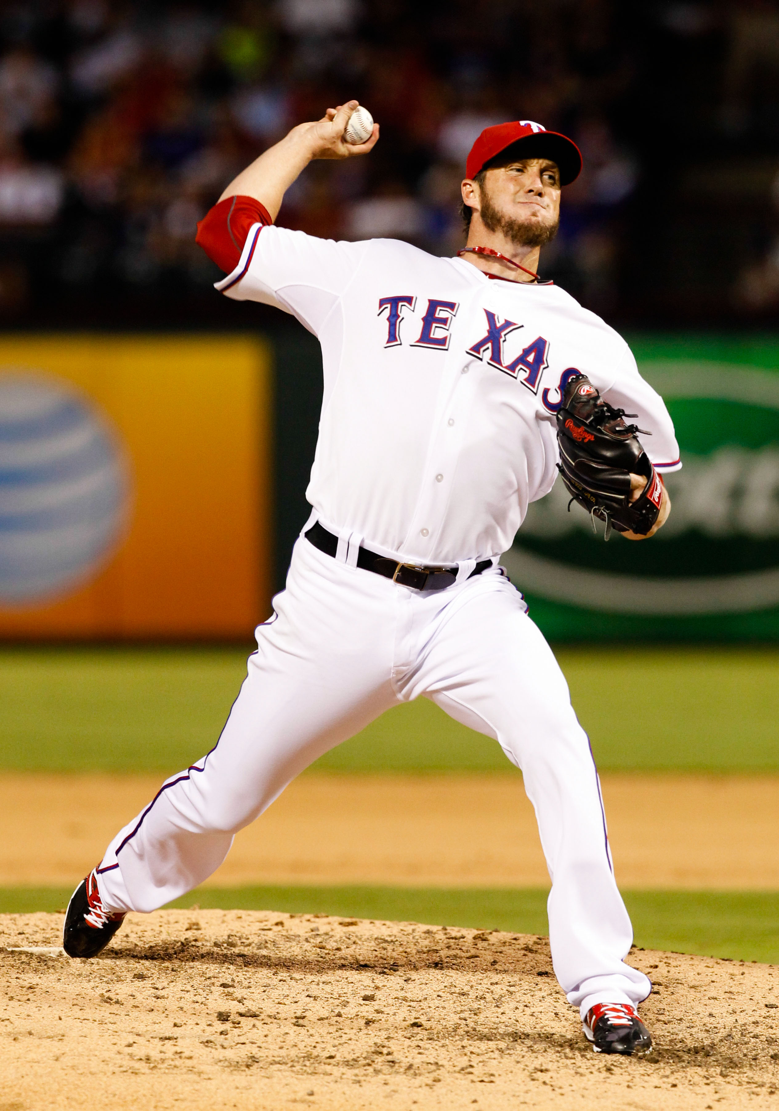 In desperate need of a bat, the Rangers could deal Joe Nathan. (USA TODAY Sports)