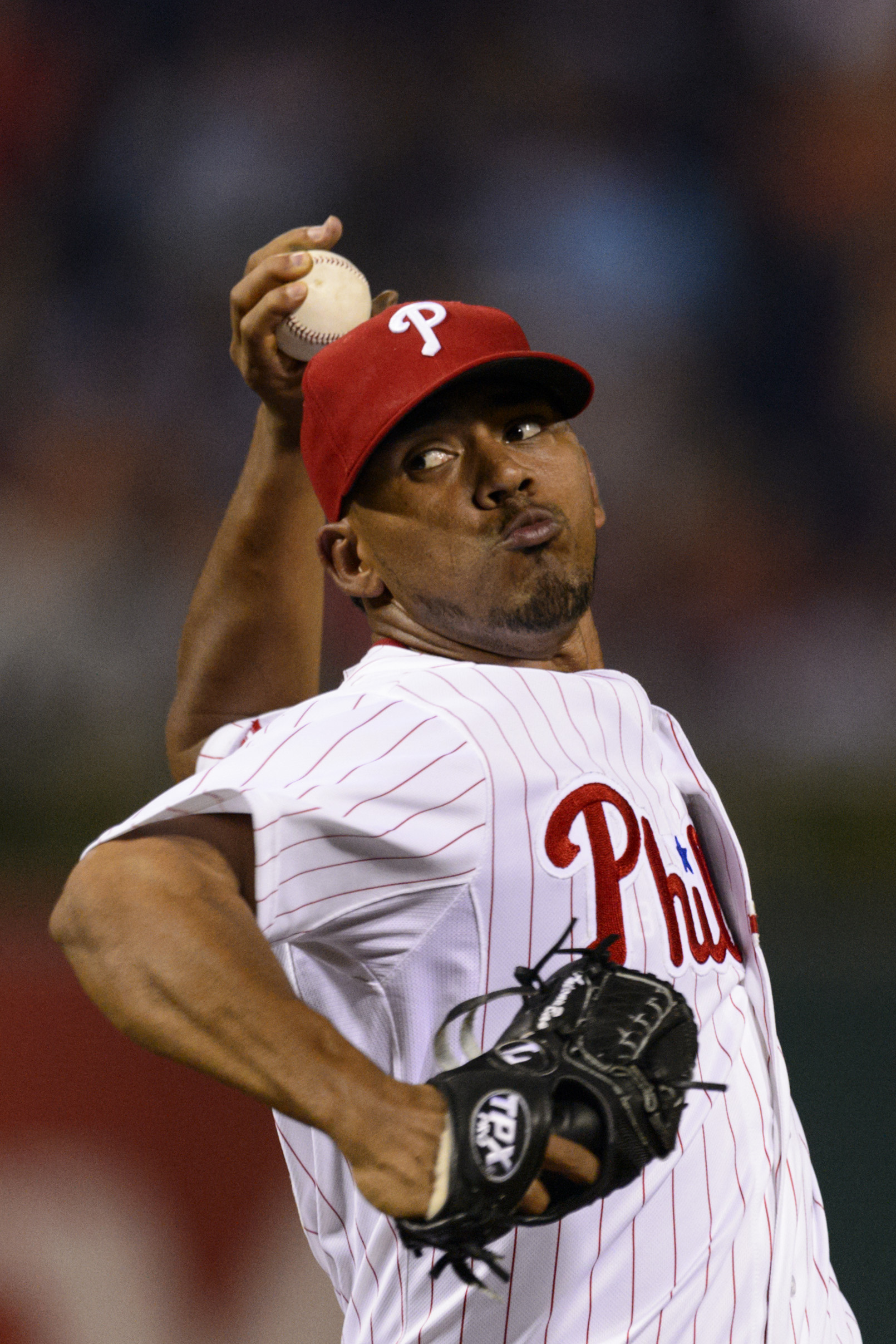 Phillies pitcher Antonio Bastardo will be suspended as part of the Biogenesis probe. (USA Today Sports)