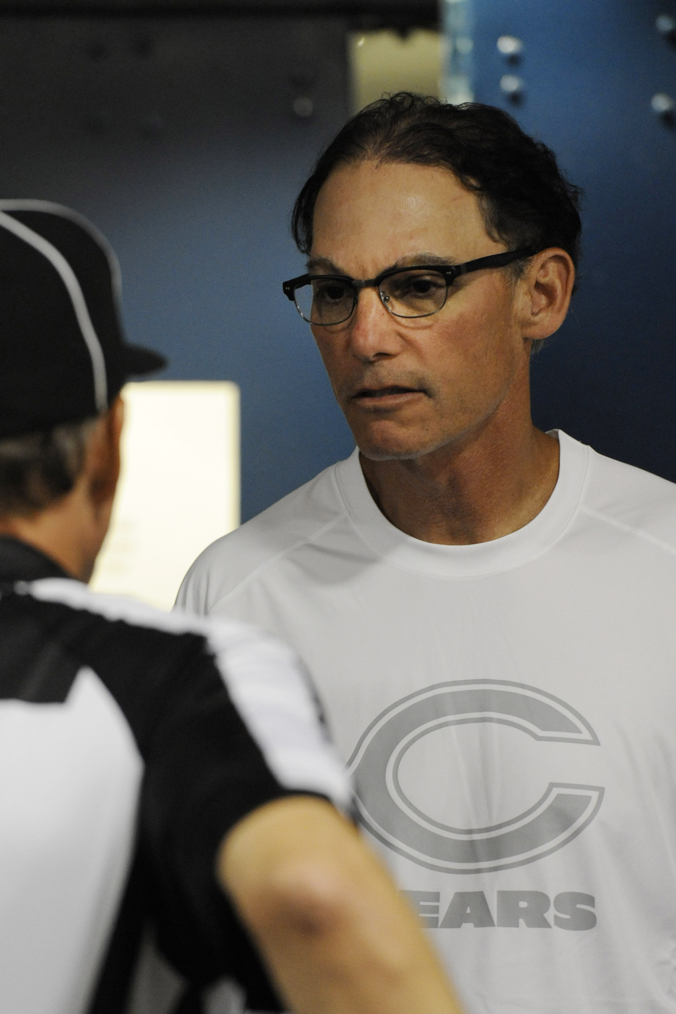 Marc Trestman enters his first year as head coach of the Bears. (USA Today Sports)