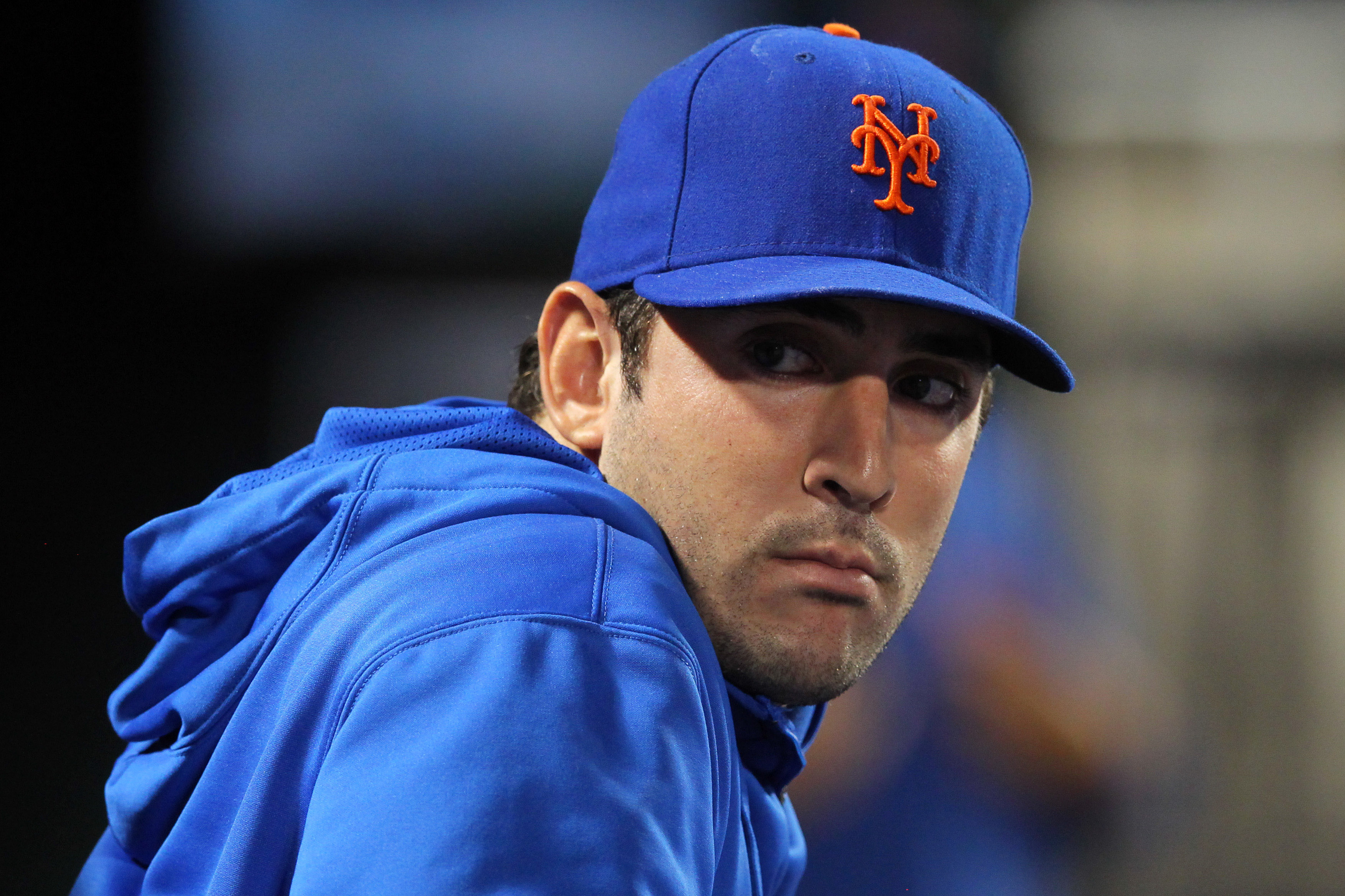 Buying into Matt Harvey's small sample size leading into '13 paid off for fantasy owners. (USAT)