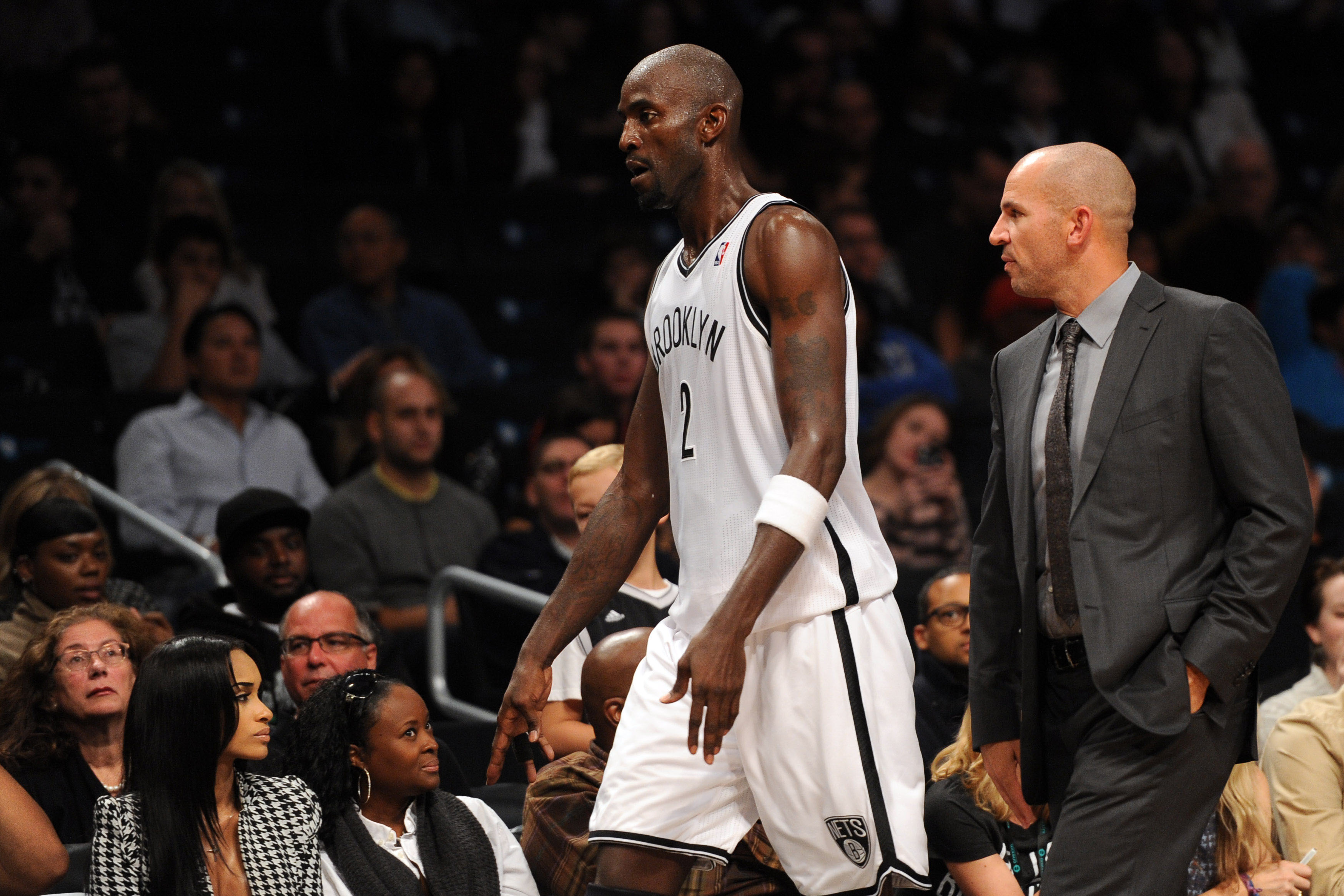 Garnett also had strong words for James. (USA Today)