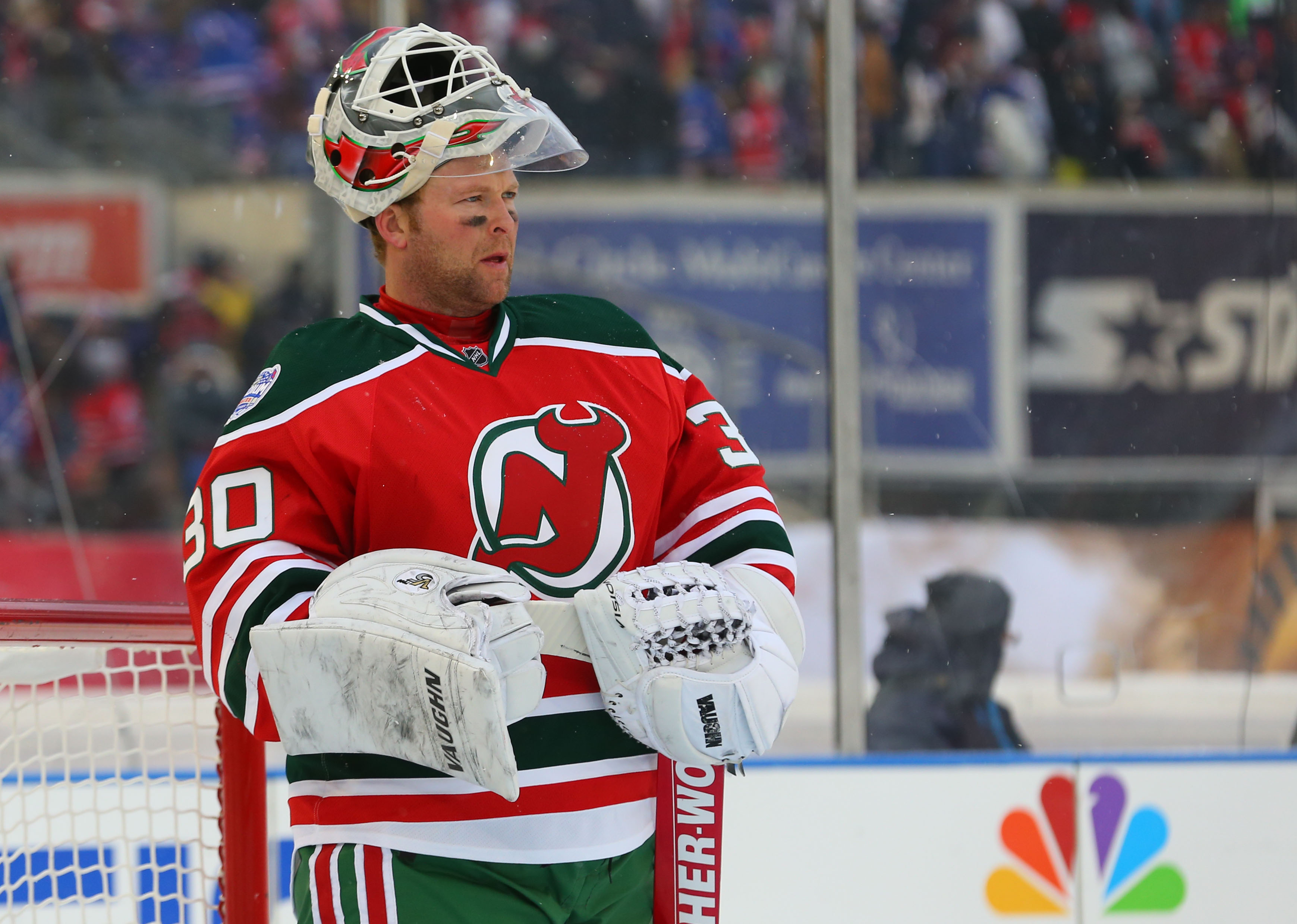 No Matter Where And When He Finishes His NHL Career, Martin Brodeur Will Always Be A Devil