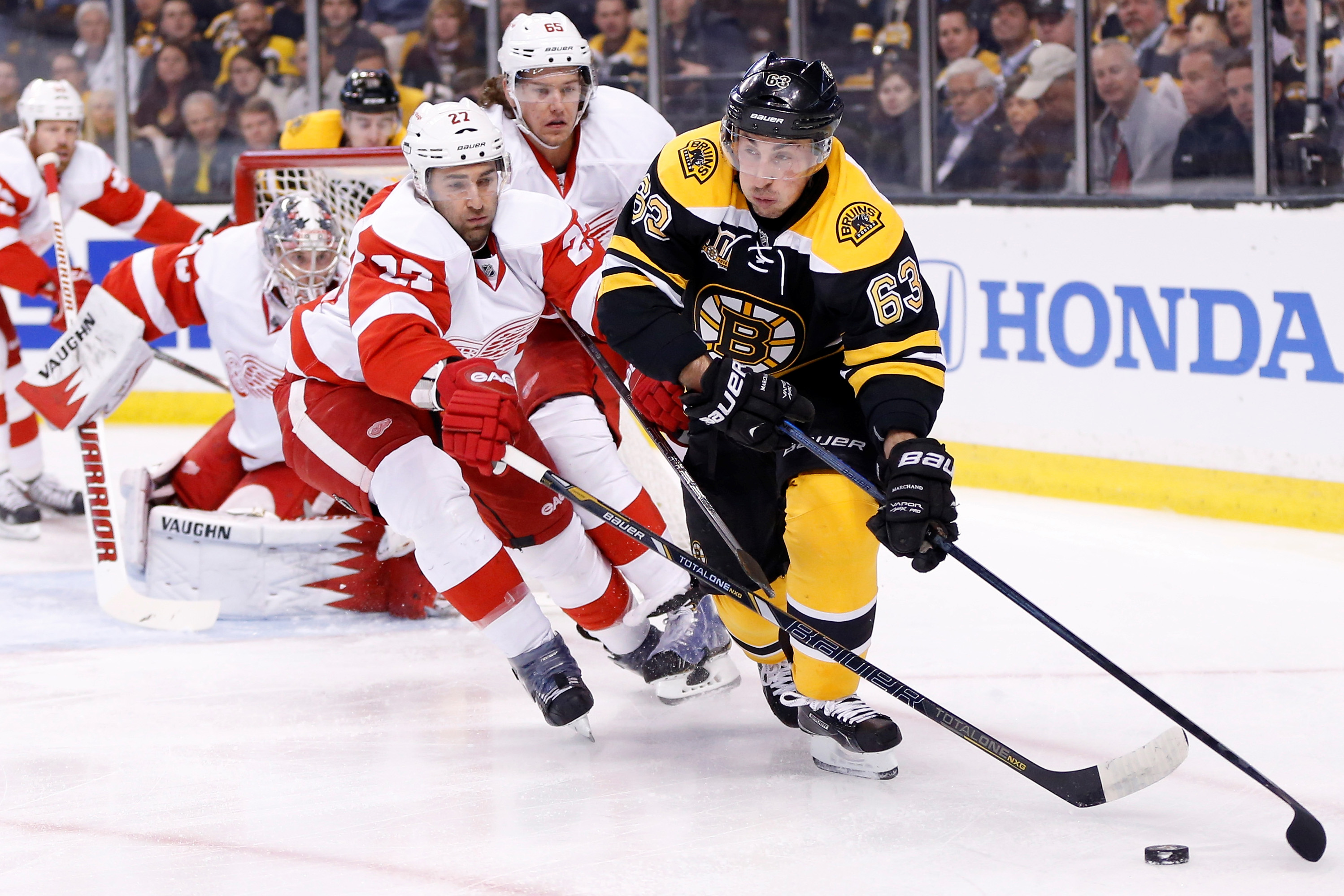 Brad Marchand's Playoff Production Problem: Bruins Want Less Pest, More Scoring