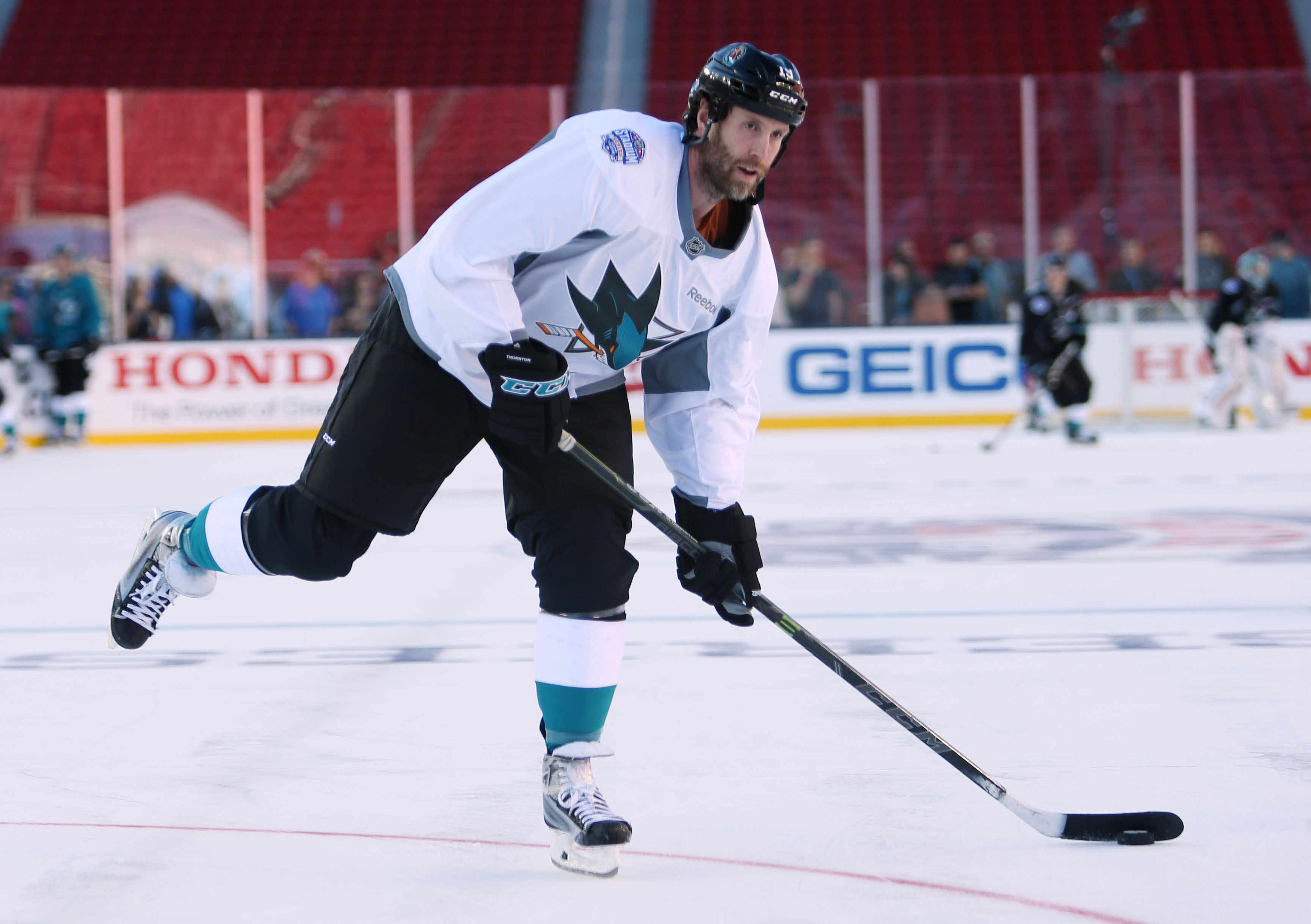 Why Sharks-Kings Might Be The Most Meaningful Outdoor Game To Date