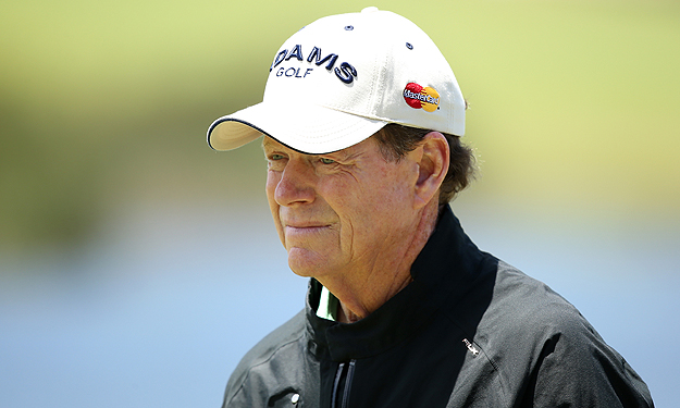 Tom Watson will captain the U.S. Ryder Cup team for the second time in his career.