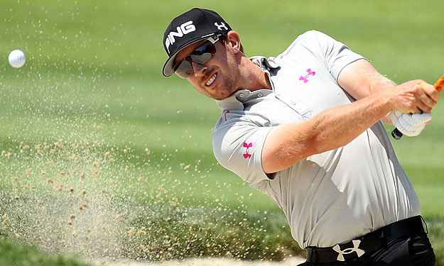 Will Hunter Mahan continue the streak of first-time major winners?