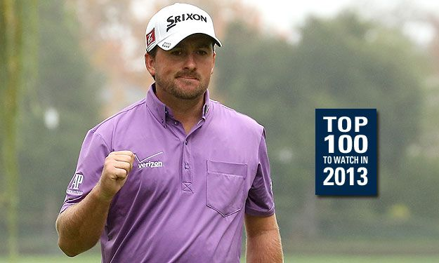 Tour Report: No. 24: Graeme McDowell